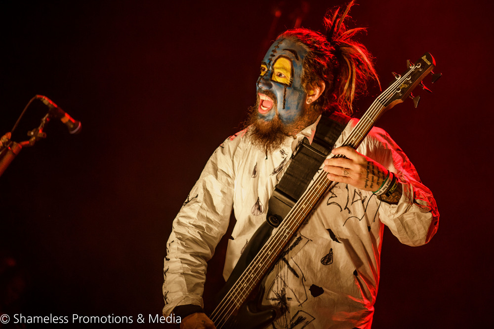 Korn @ The Fox Theater: October 2015