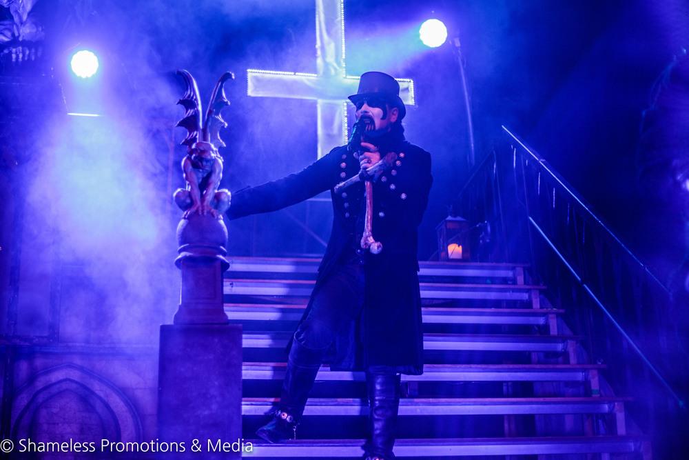 King Diamond @ The Warfield: November 2015