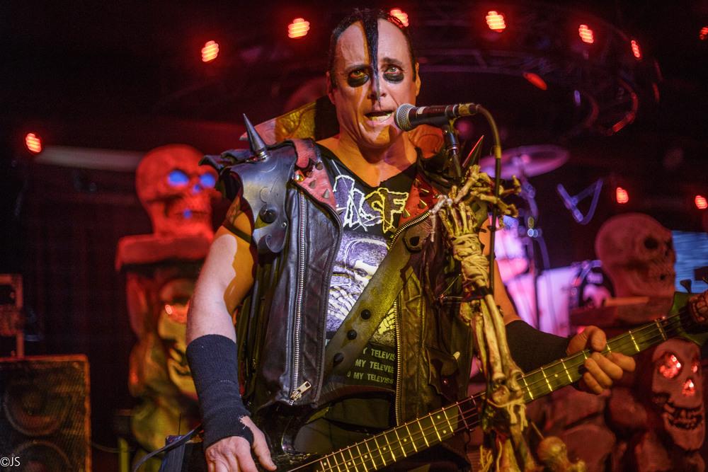The Misfits @ Rockbar Theater: November 2015