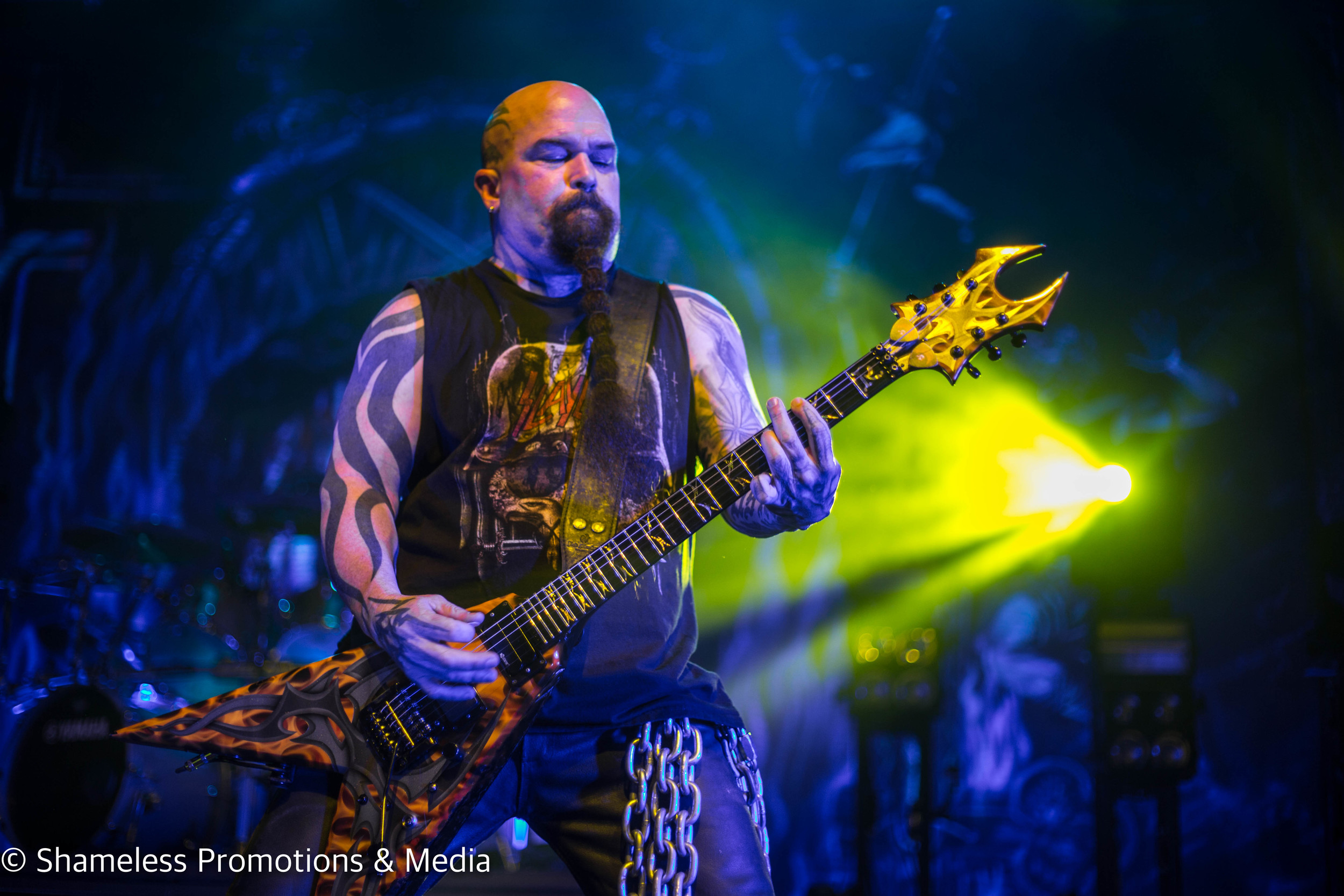 Slayer @ The Warfield: March 2016