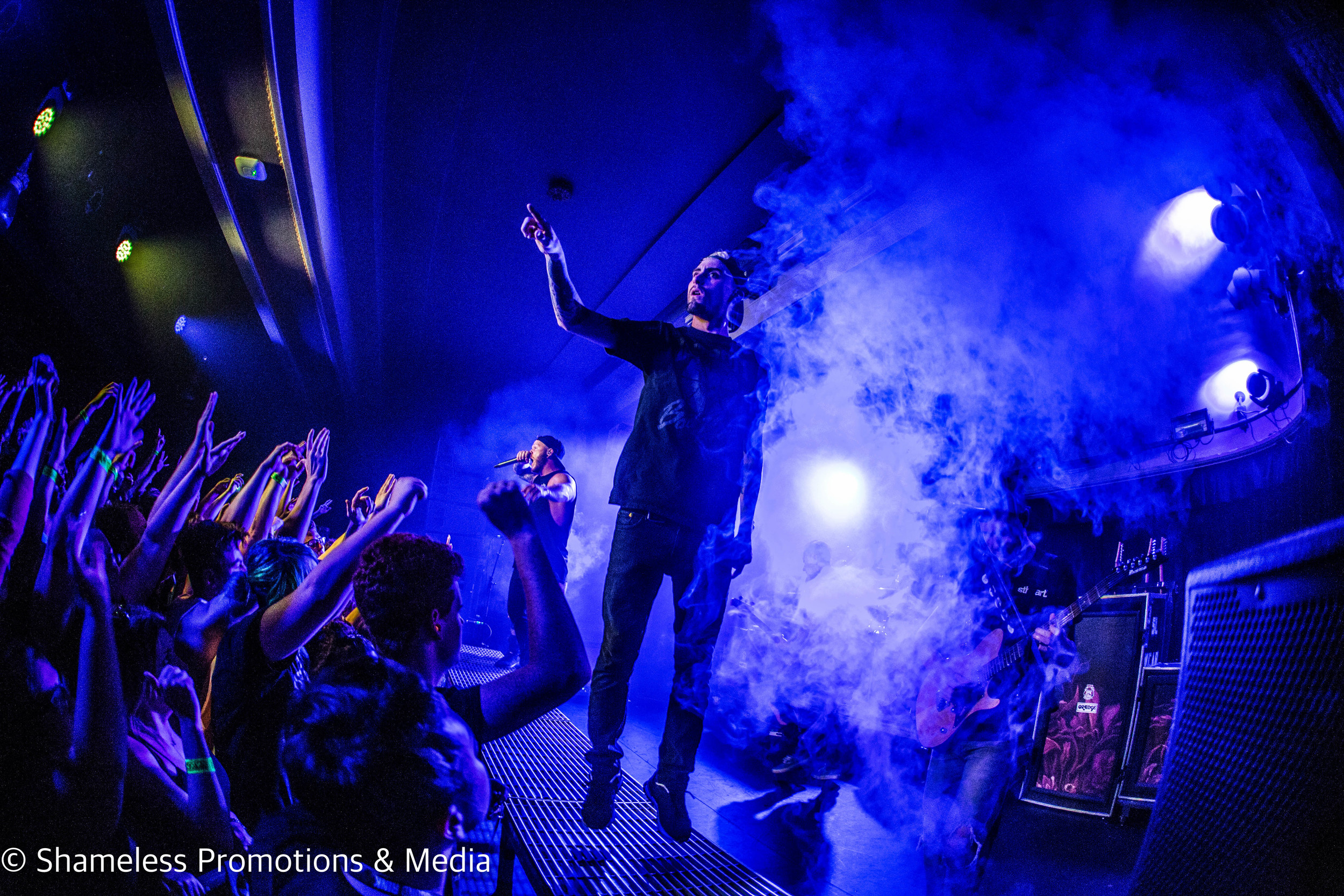 We Came As Romans & Motion City Soundtrack @ Social Hall SF: May 2016