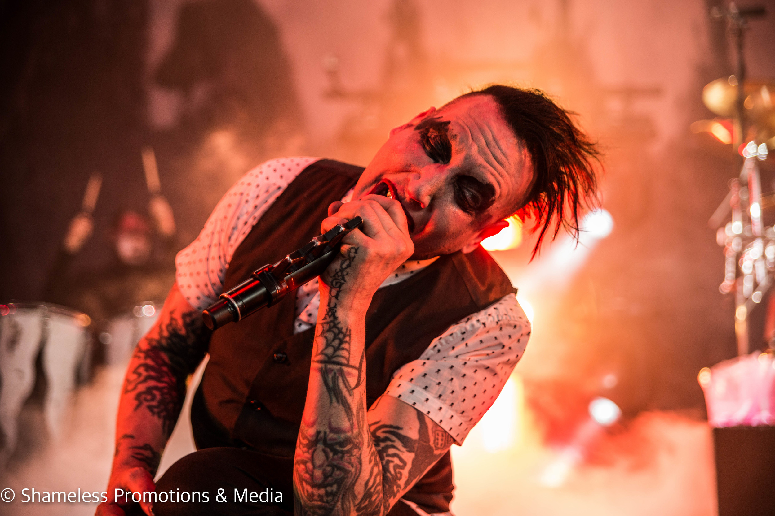 Marilyn Manson @ Concord Pavilion: August 2016