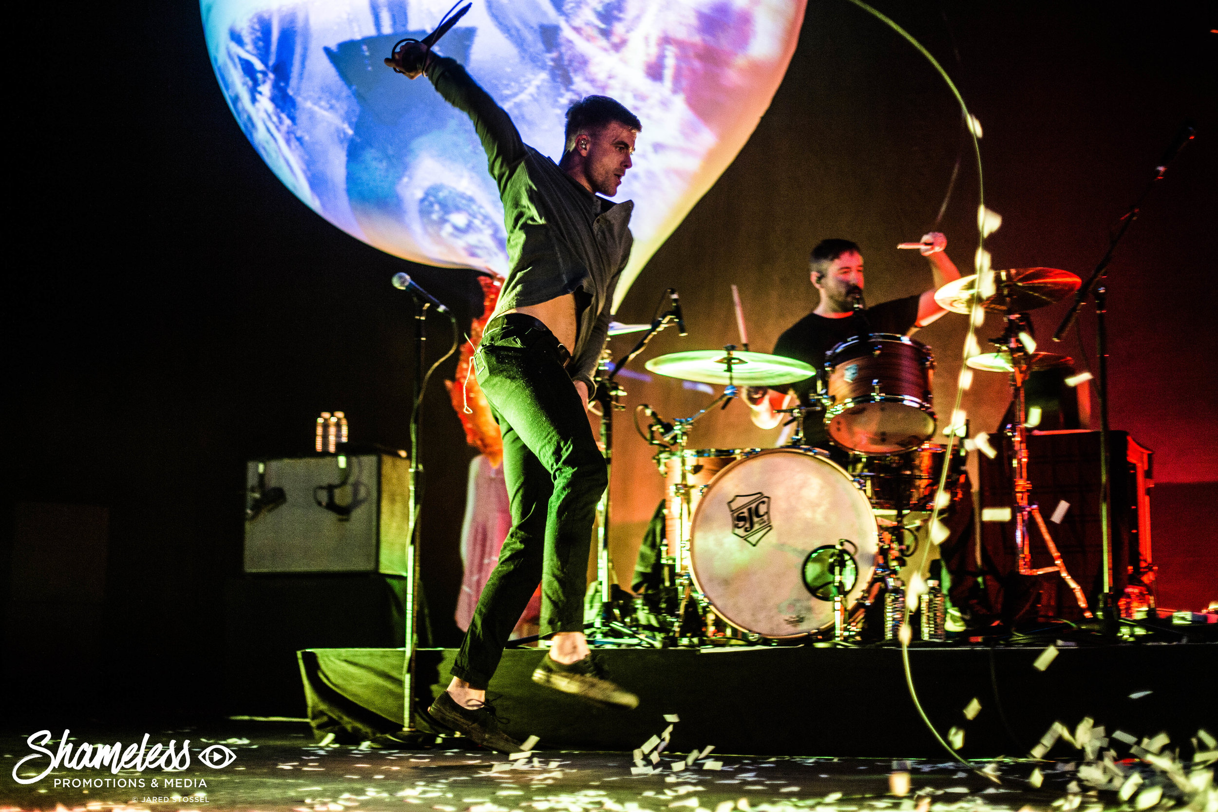 Circa Survive 'On Letting Go' 10-Year Tour @ The Warfield: February 2017