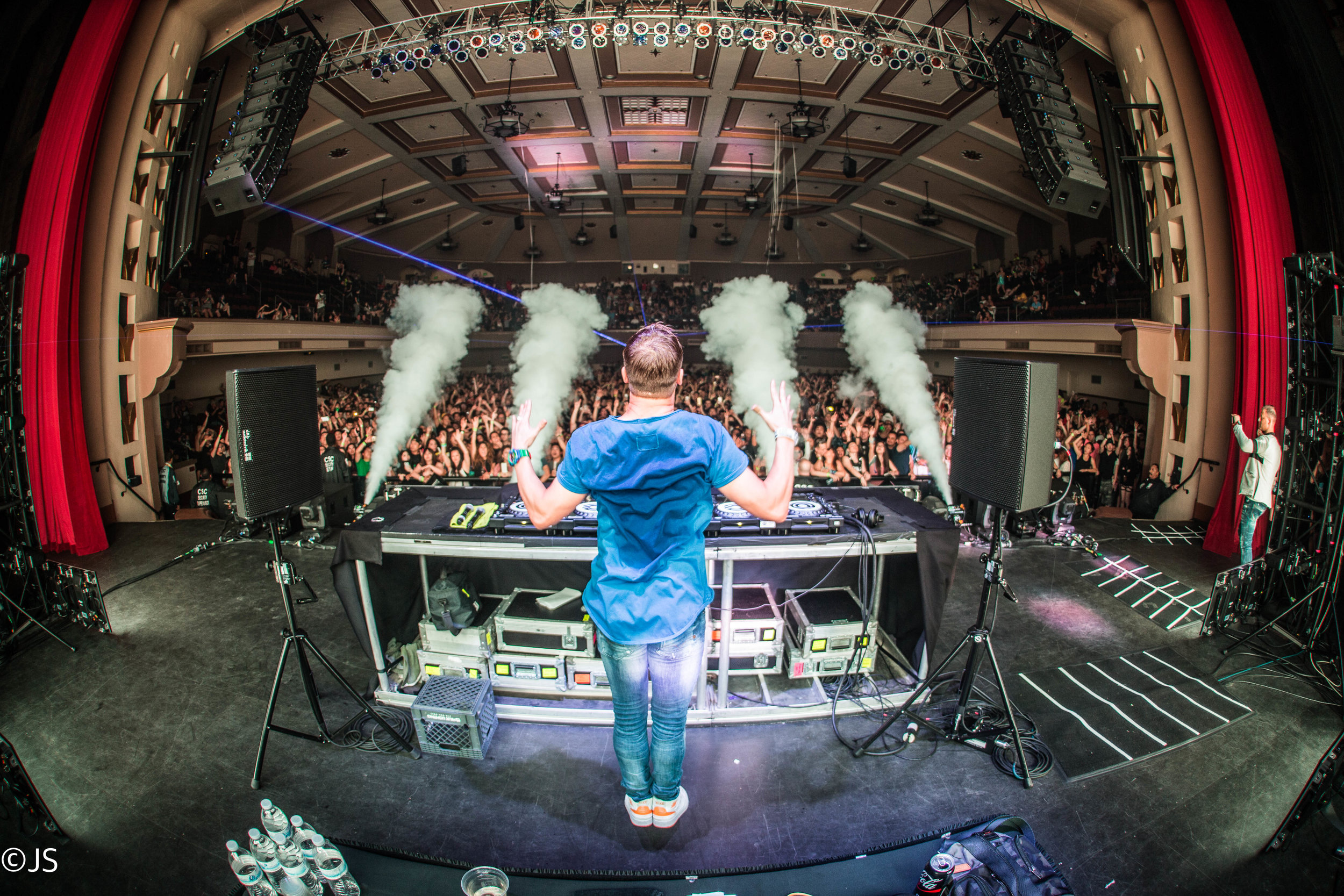 Dash Berlin @ City National Civic: March 2017