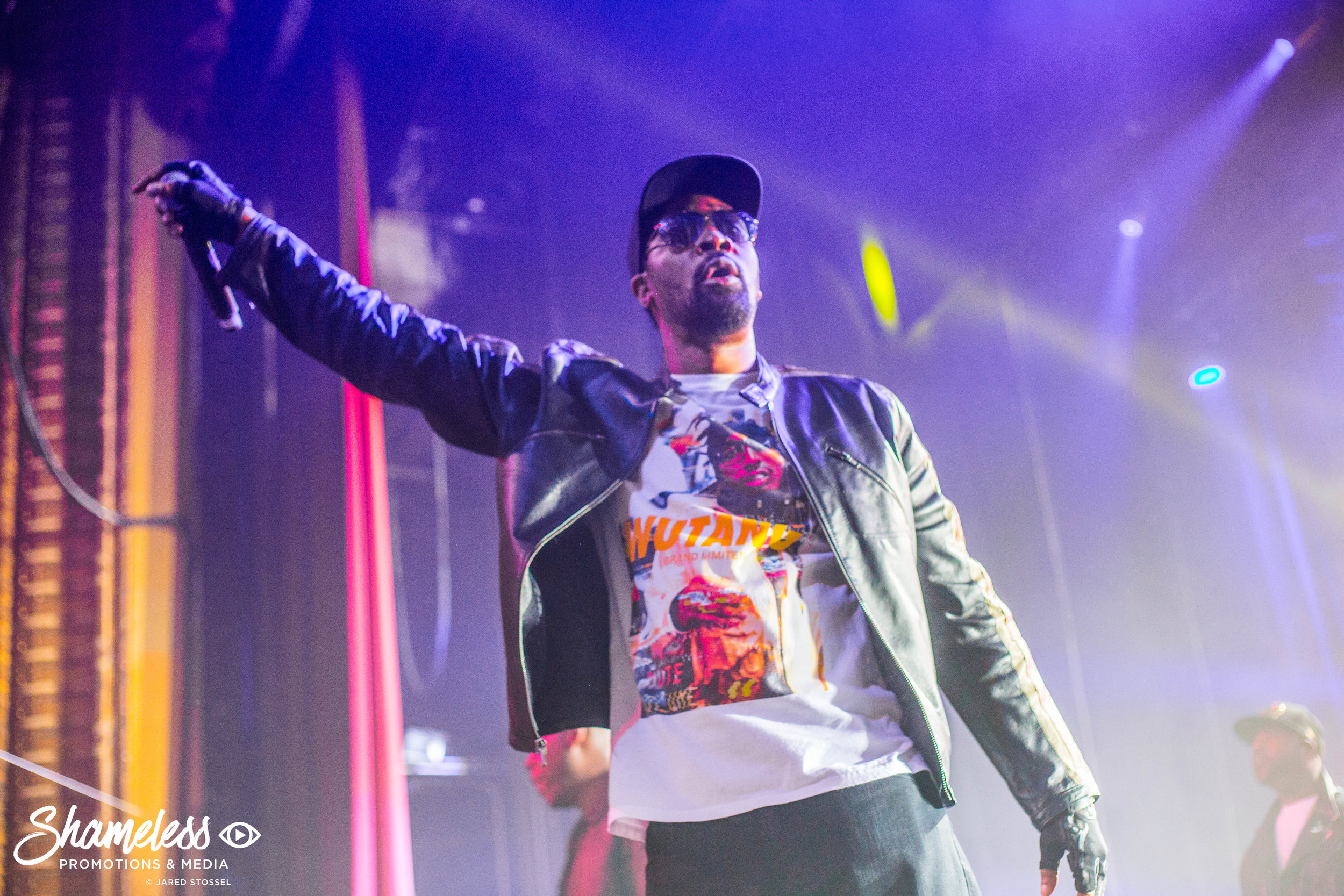 Wu-Tang Clan @ The Warfield: March 2017