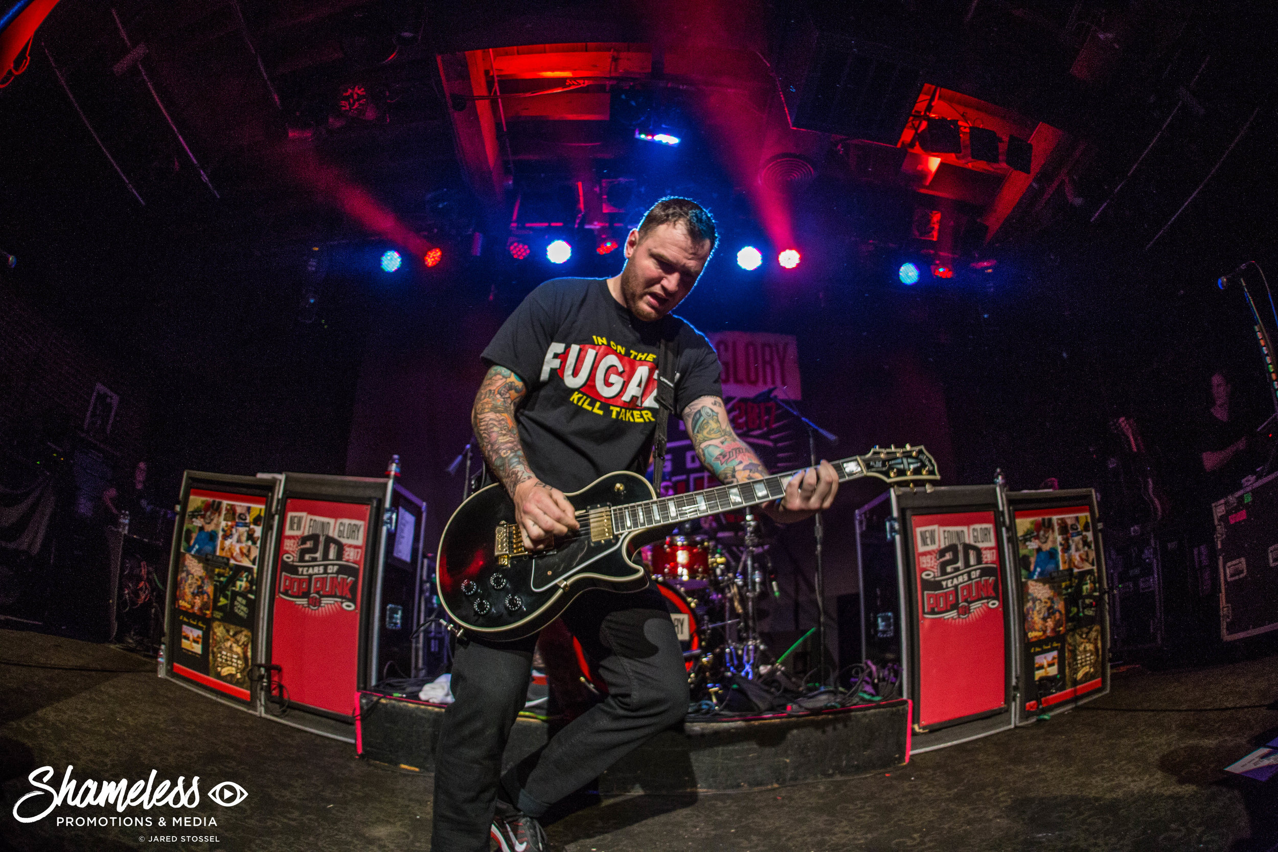 New Found Glory '20 Years of NFG' @ Slims: April 2017