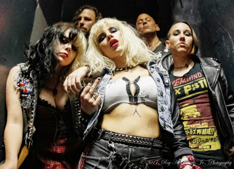 Barb Wire Dolls. Photo: Roy Braatz