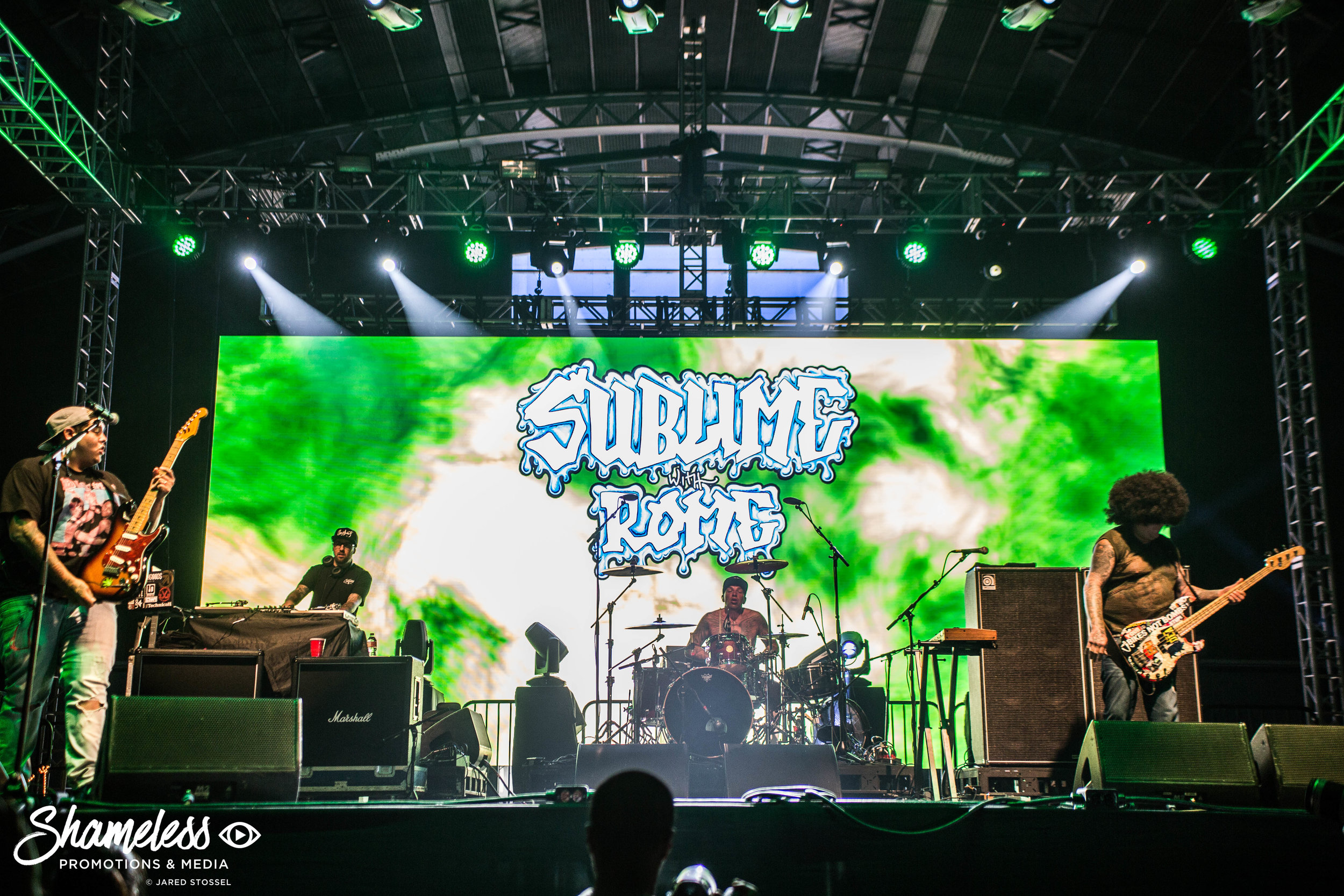Sublime with Rome @ High Times Cannabis Cup: June 2017