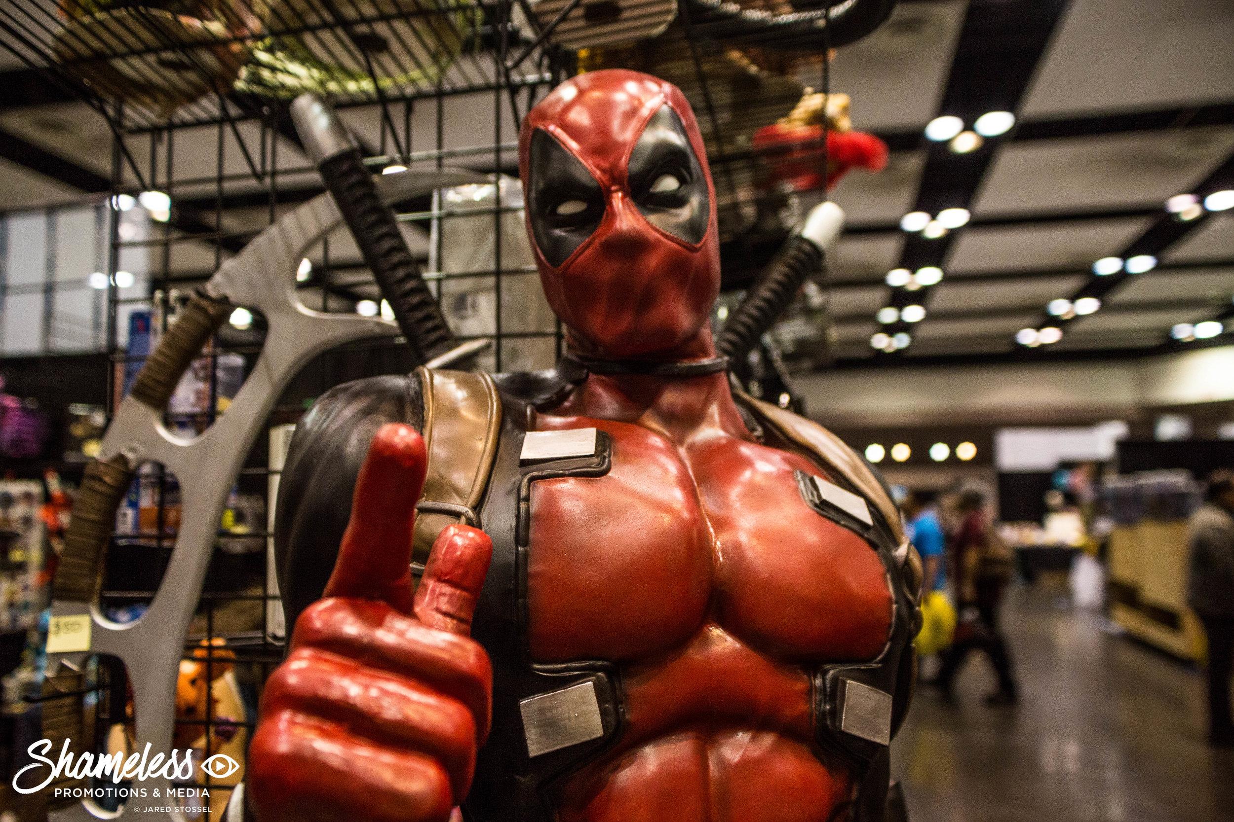 Hydra Comic Con @ Santa Clara Convention Center: June 2017