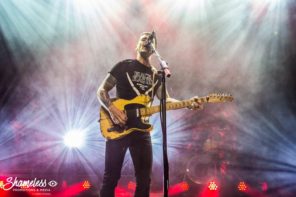 Dashboard Confessional & The All-American Rejects @ The Masonic: July 2017