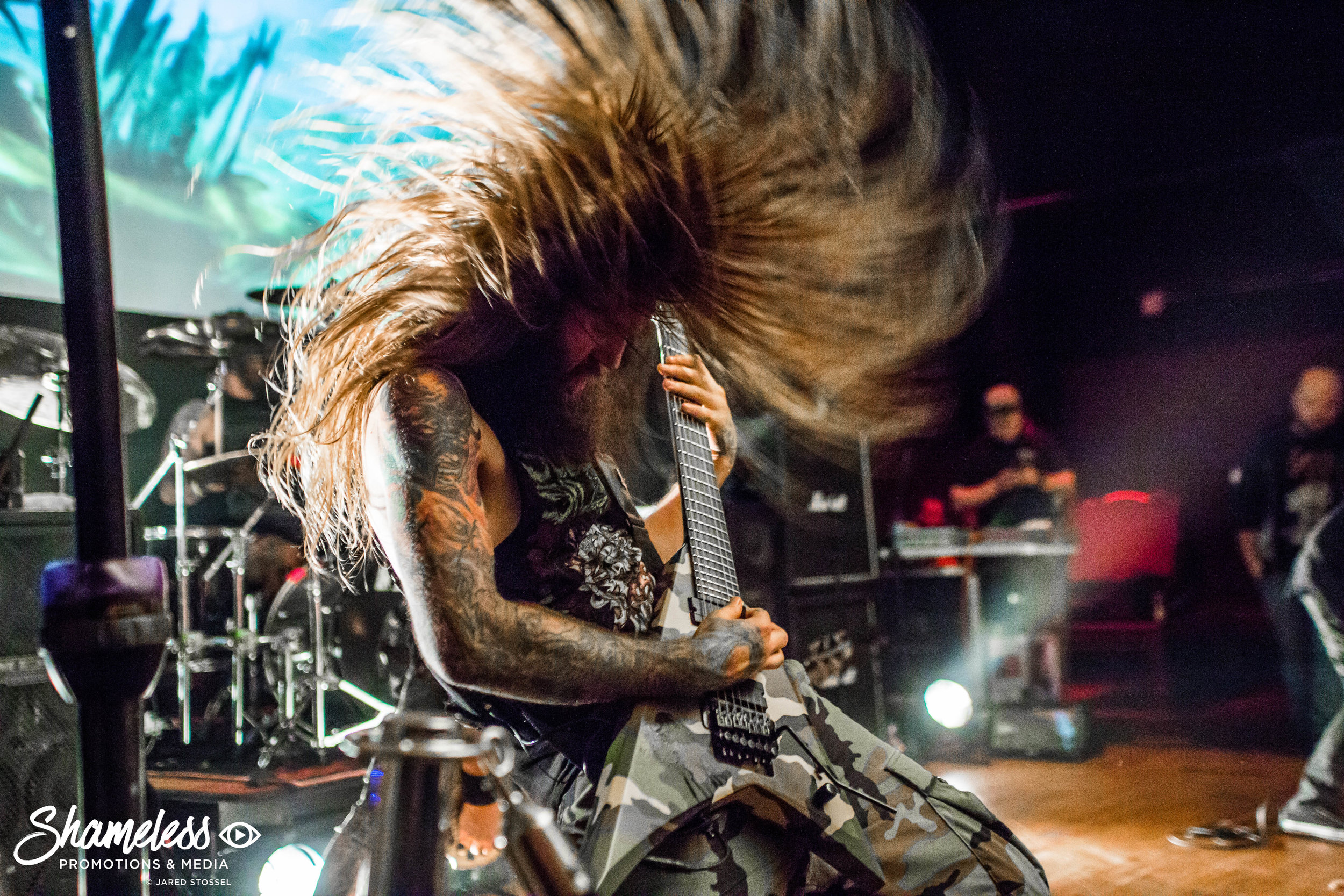 Suicide Silence 'The Cleansing' 10-Year Anniversary Tour @ Complex Oakland: November 2017