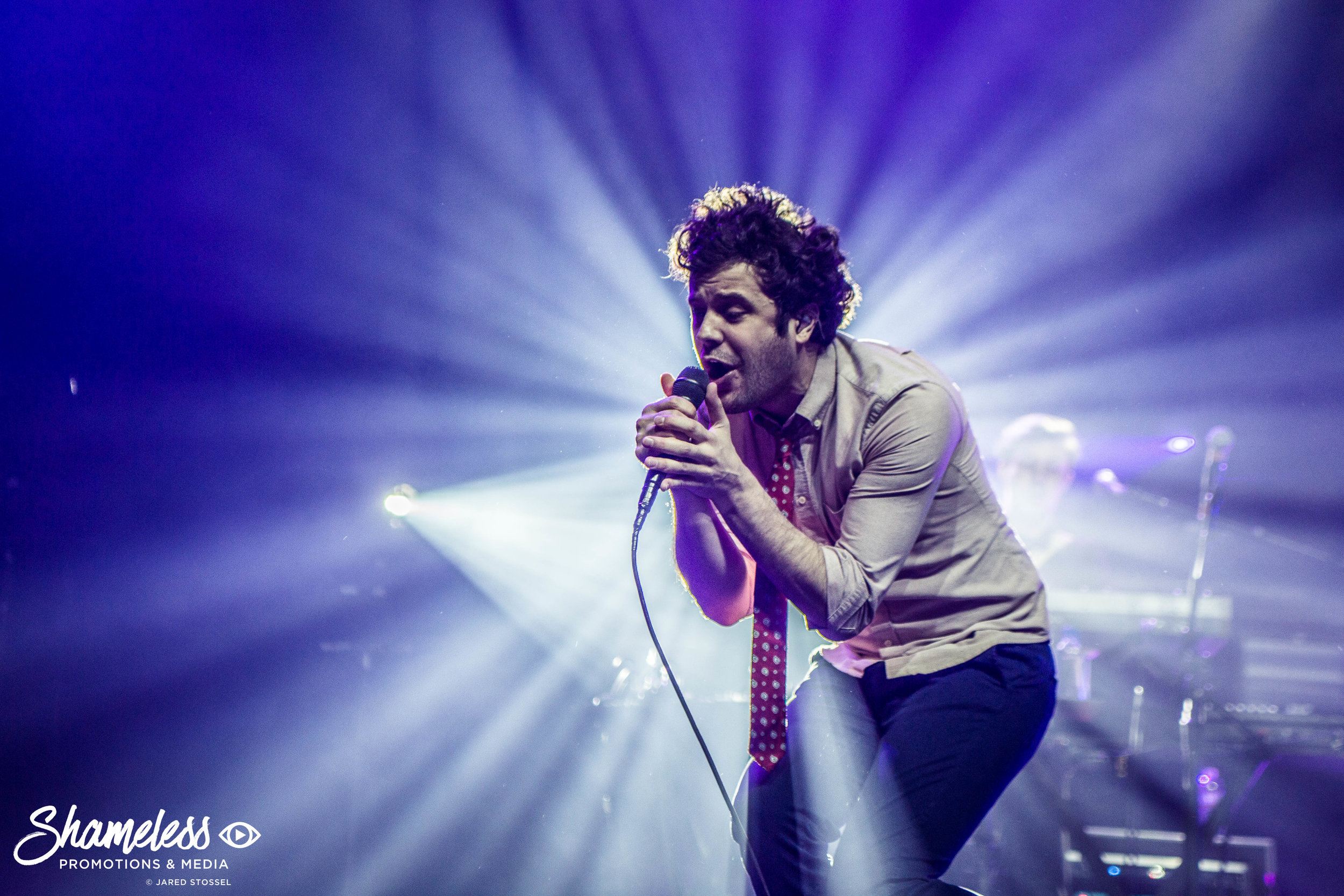 Passion Pit @ The Fox Theater: January 2018