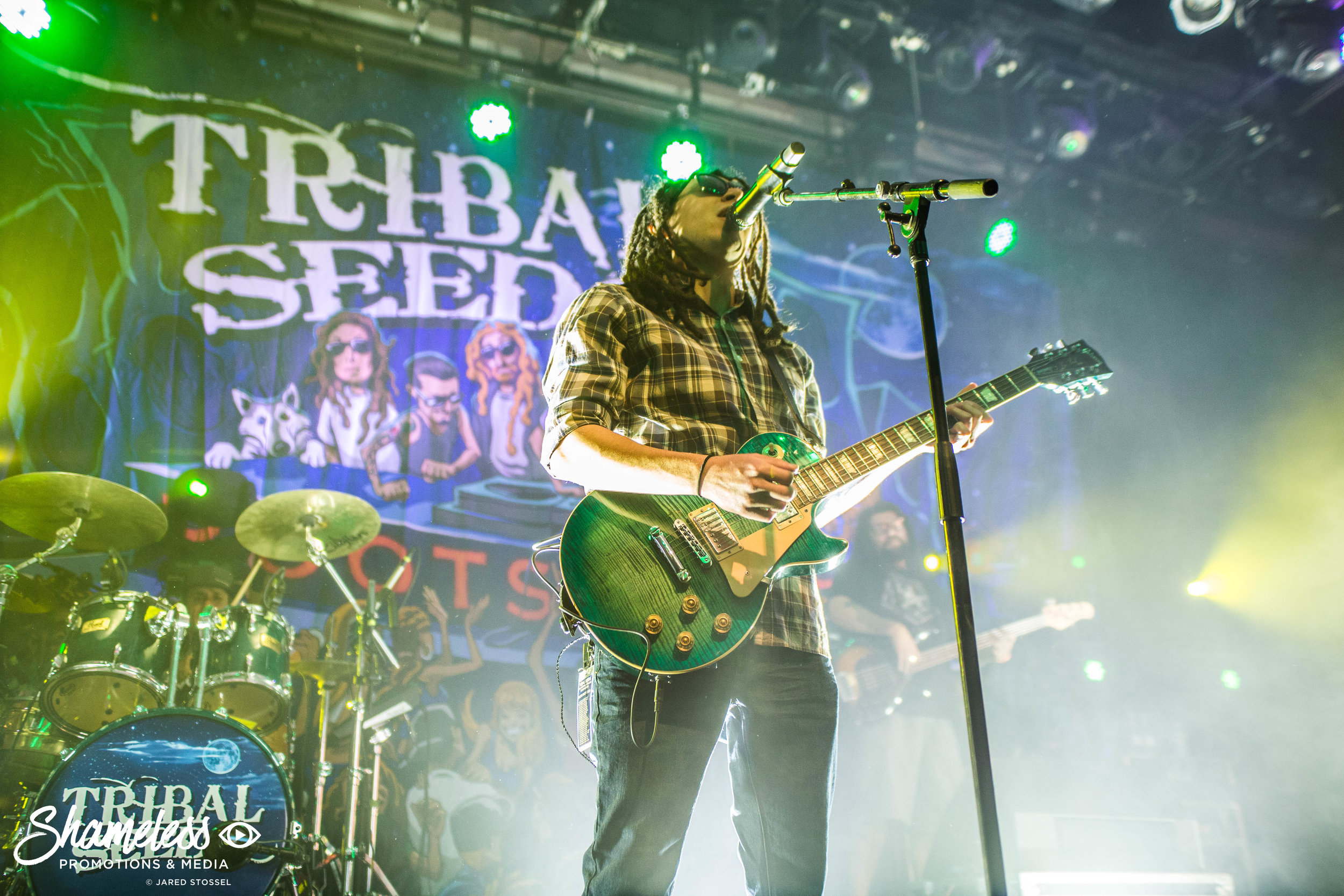 Tribal Seeds @ The Fillmore: February 2018