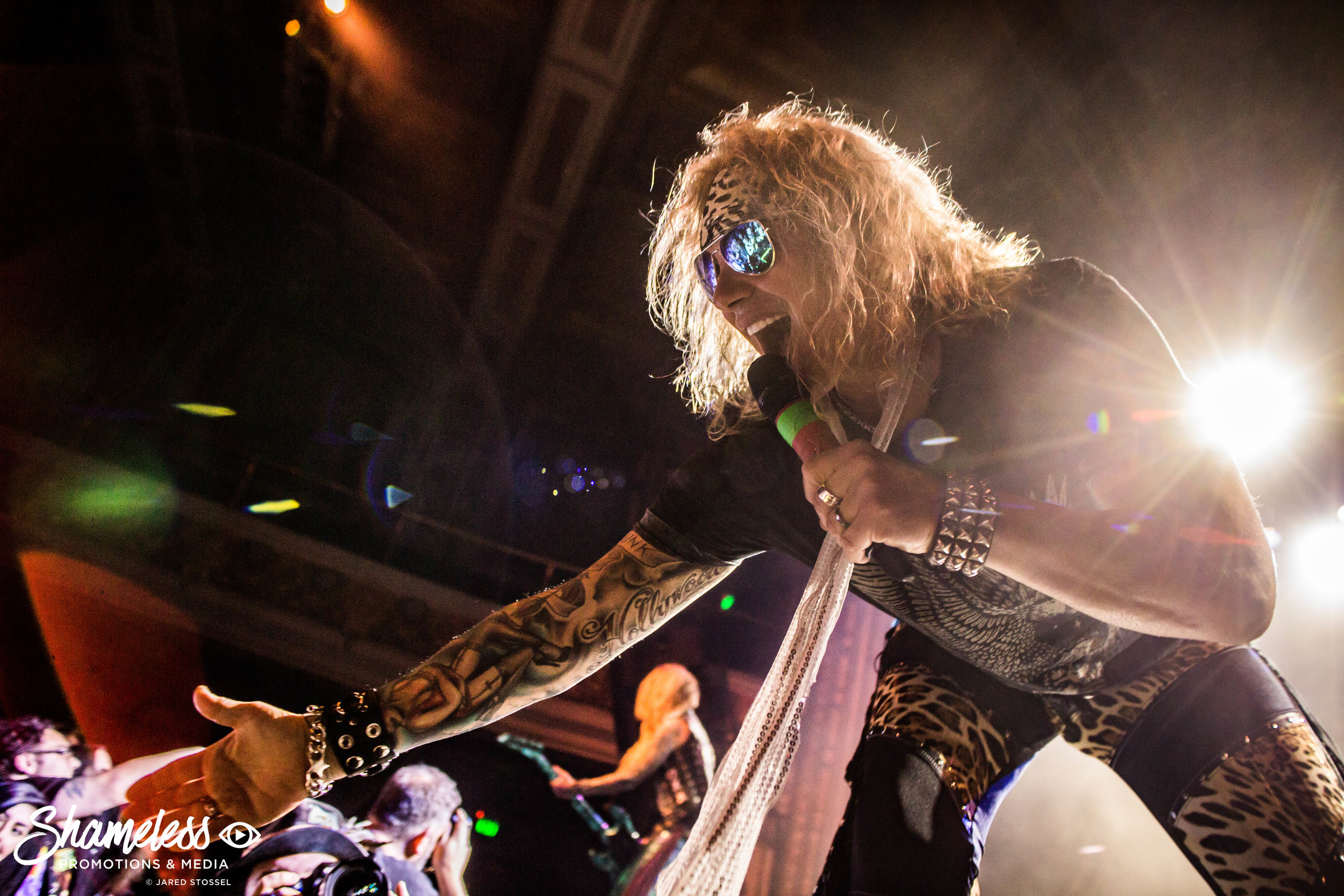 Steel Panther @ The Regency Ballroom: March 2018