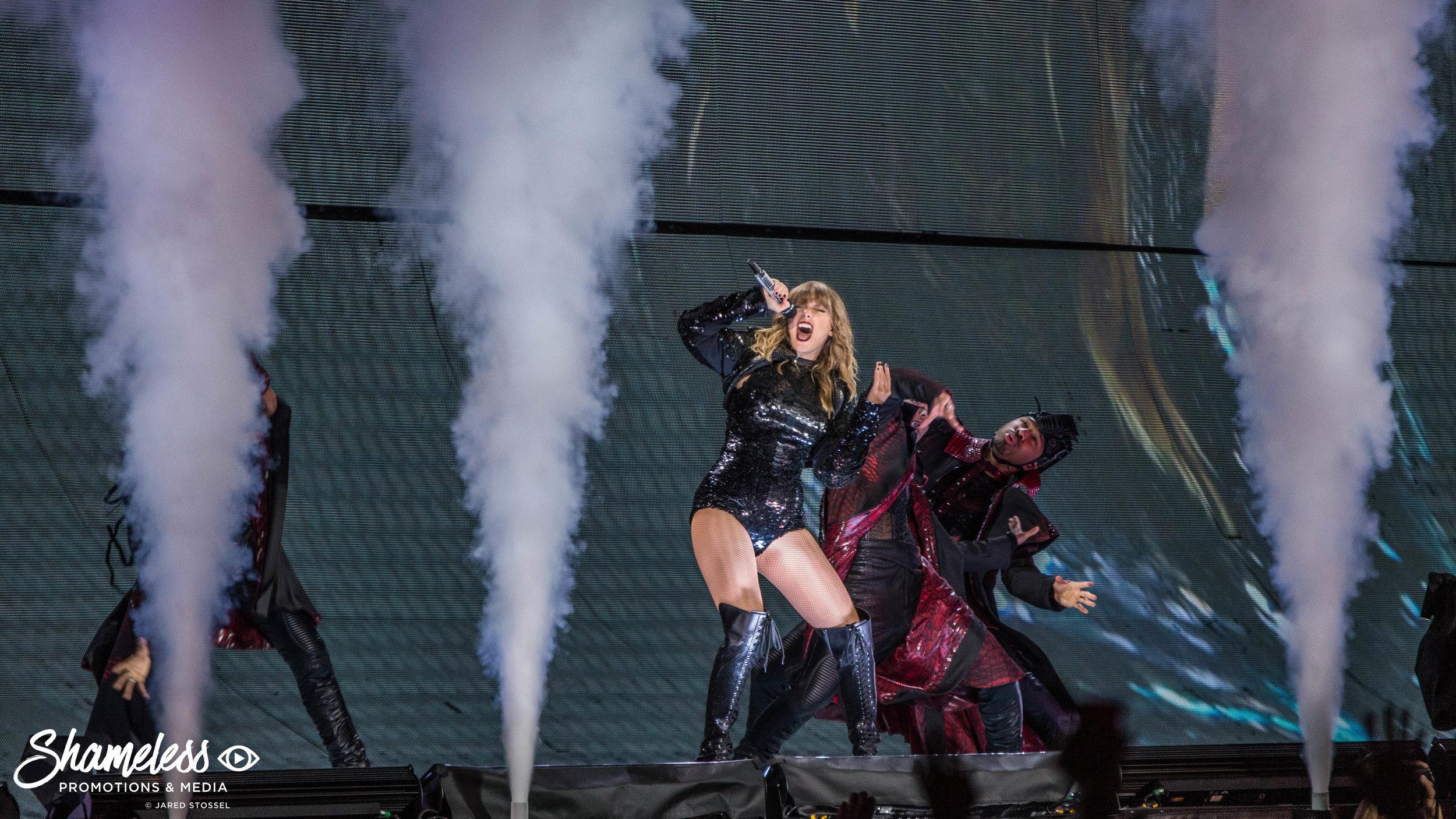 Taylor Swift 'Reputation' Tour @ Levi's Stadium: May 2018