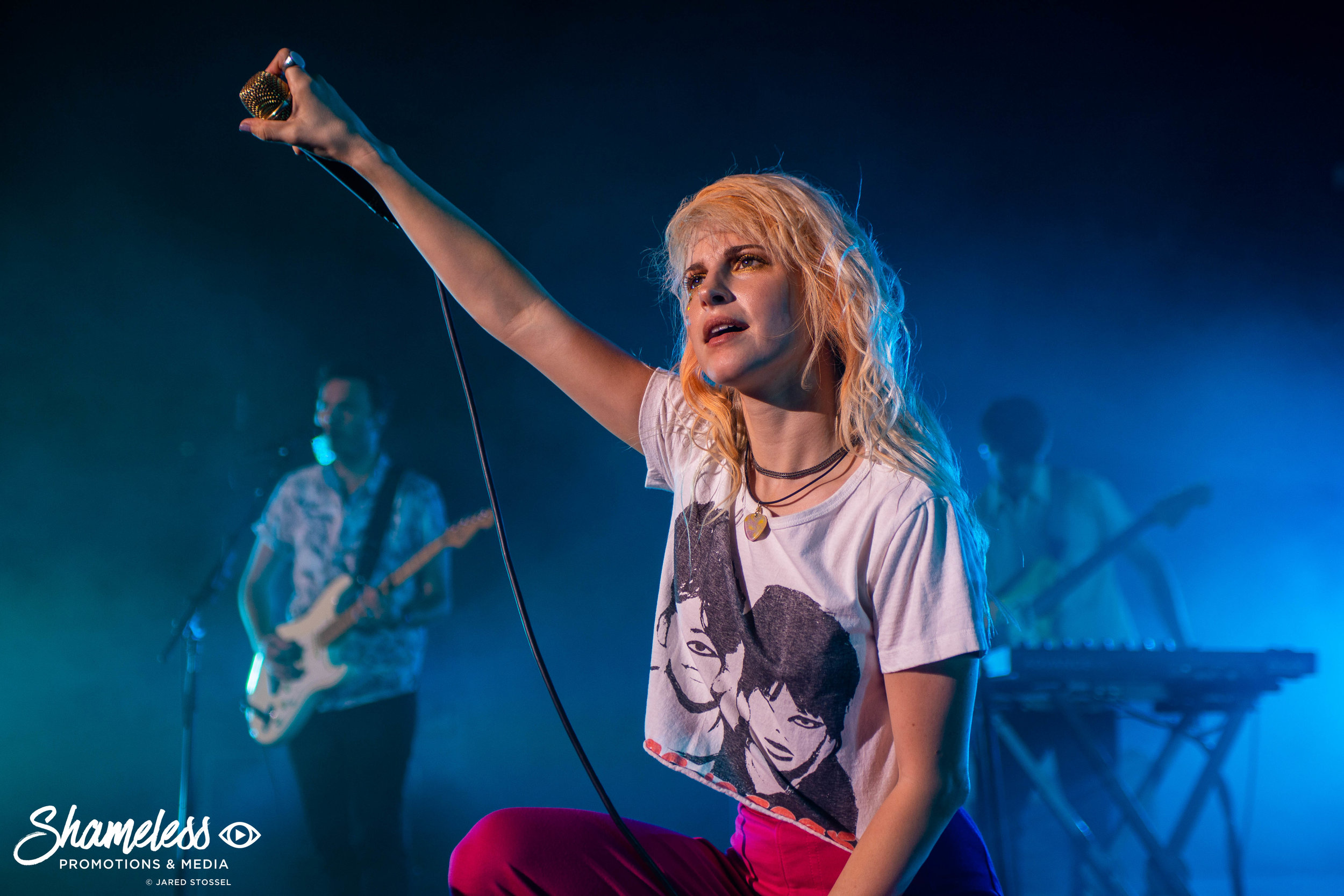 Paramore w/ Foster The People @ Shoreline Amphitheatre: July 2018