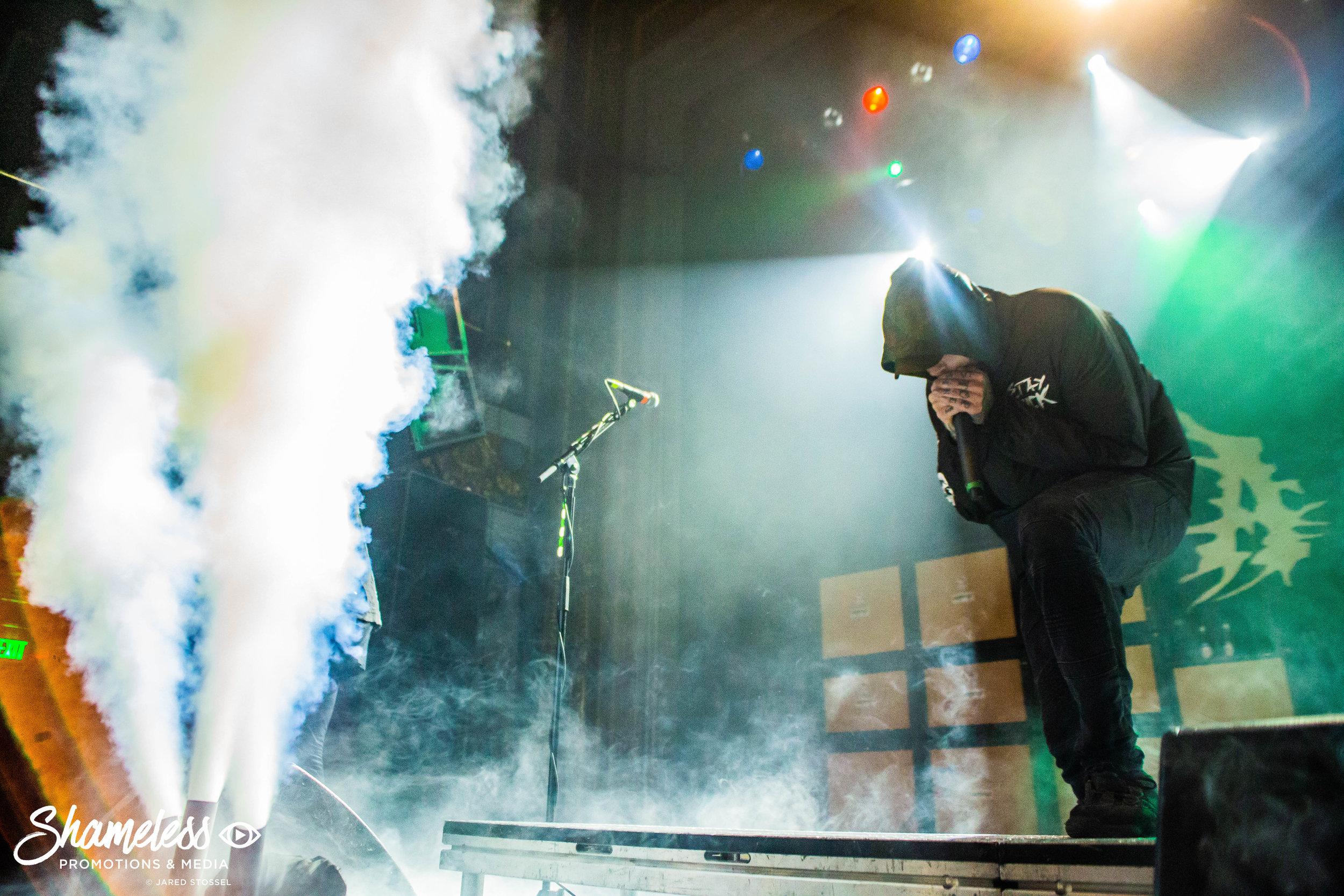 Attila 'Rage Fest' Tour @ The Regency Ballroom: August 2018