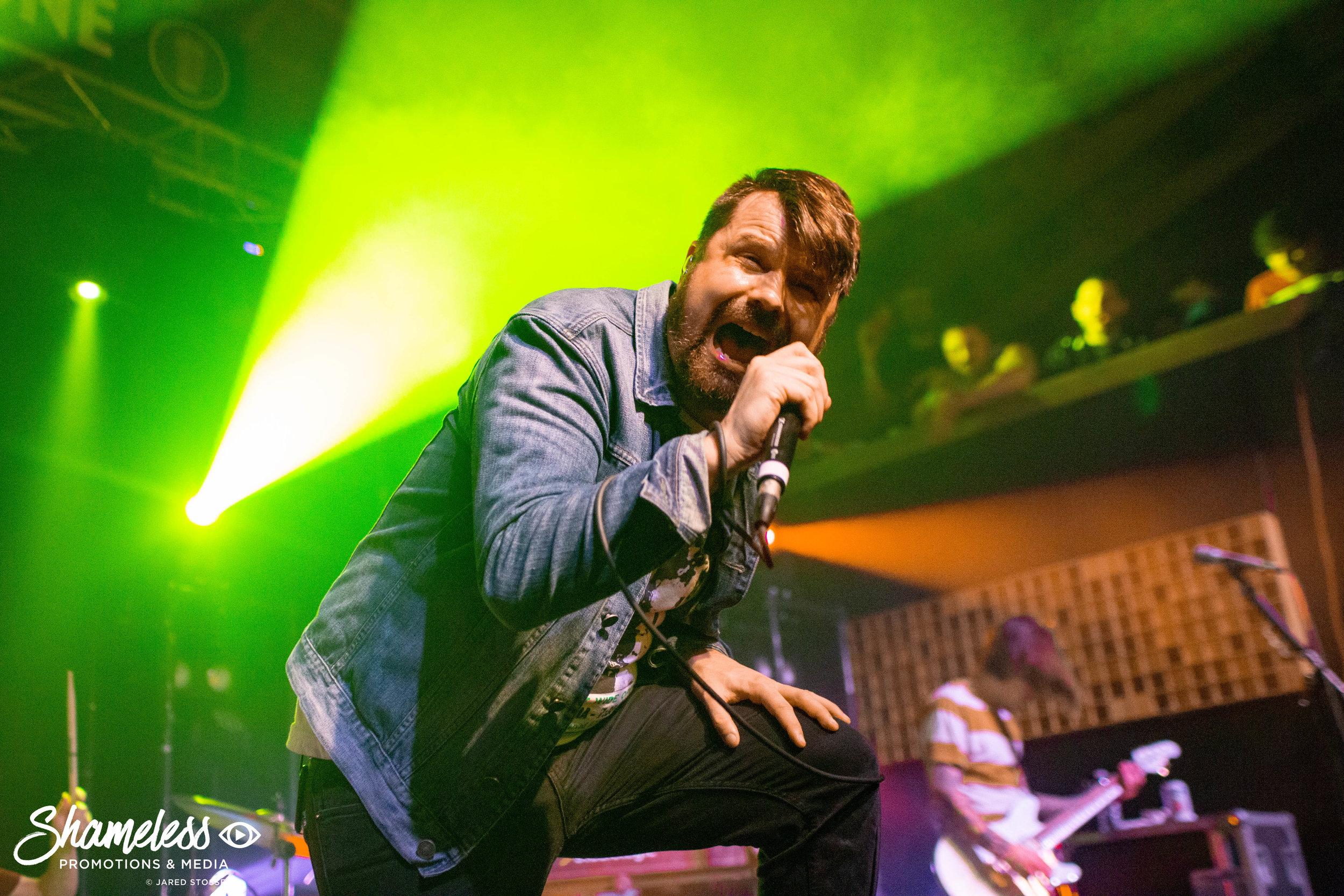 Silverstein 'When Broken Is Easily Fixed' 15-Year Anniversary Tour @ Cornerstone: January 2019