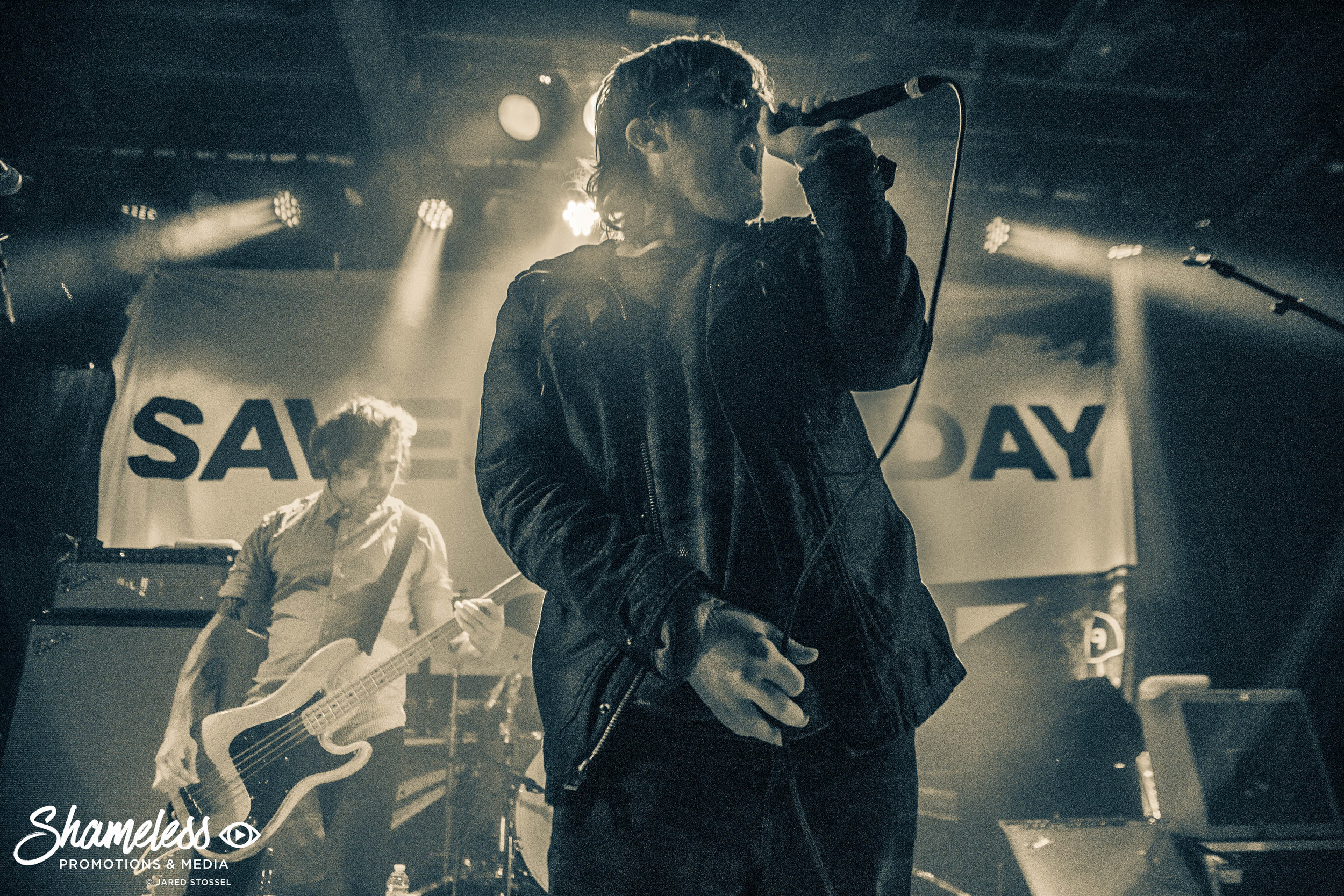 Saves The Day @ Slims: February 2019