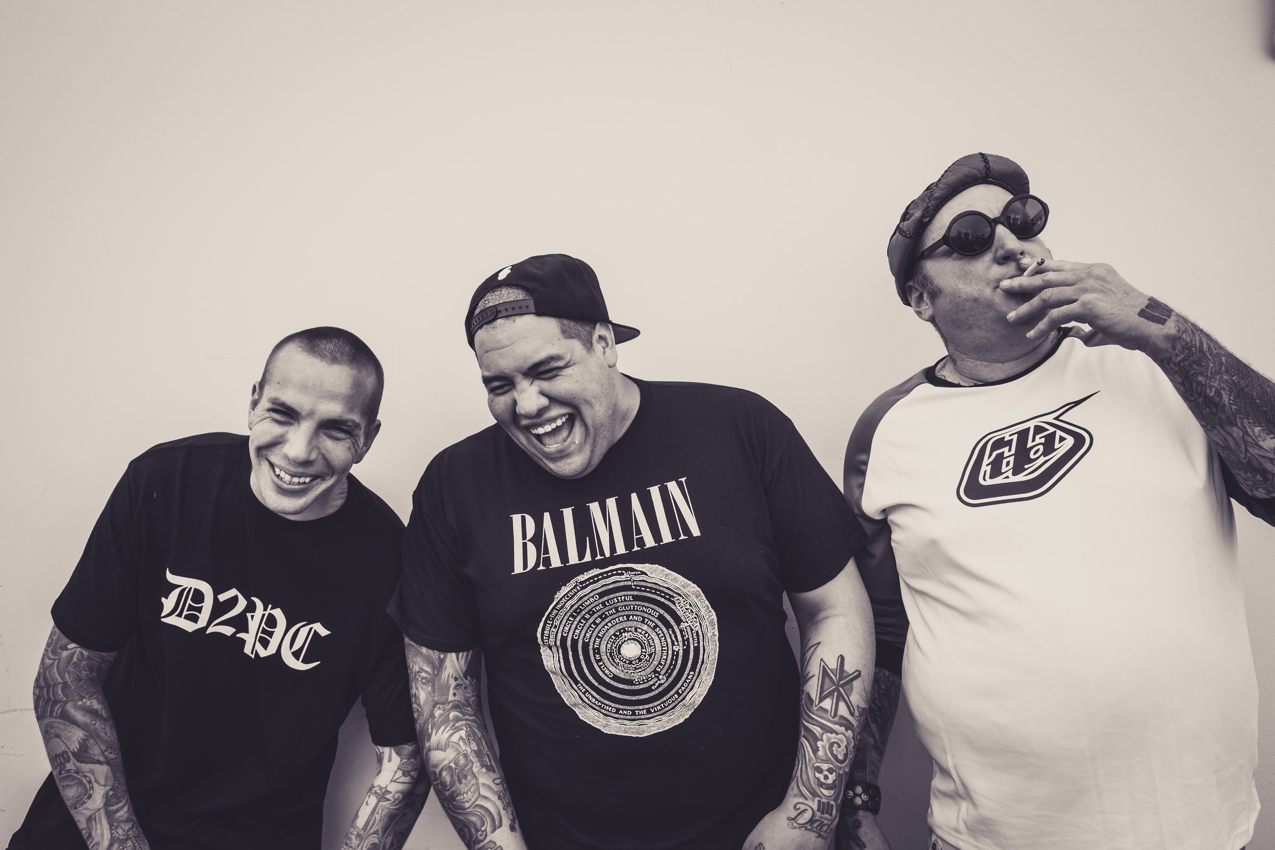Sublime with Rome. Photo Credit: Andreas Ramierez