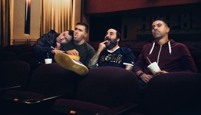 New Found Glory. Photo Credit: David Bean