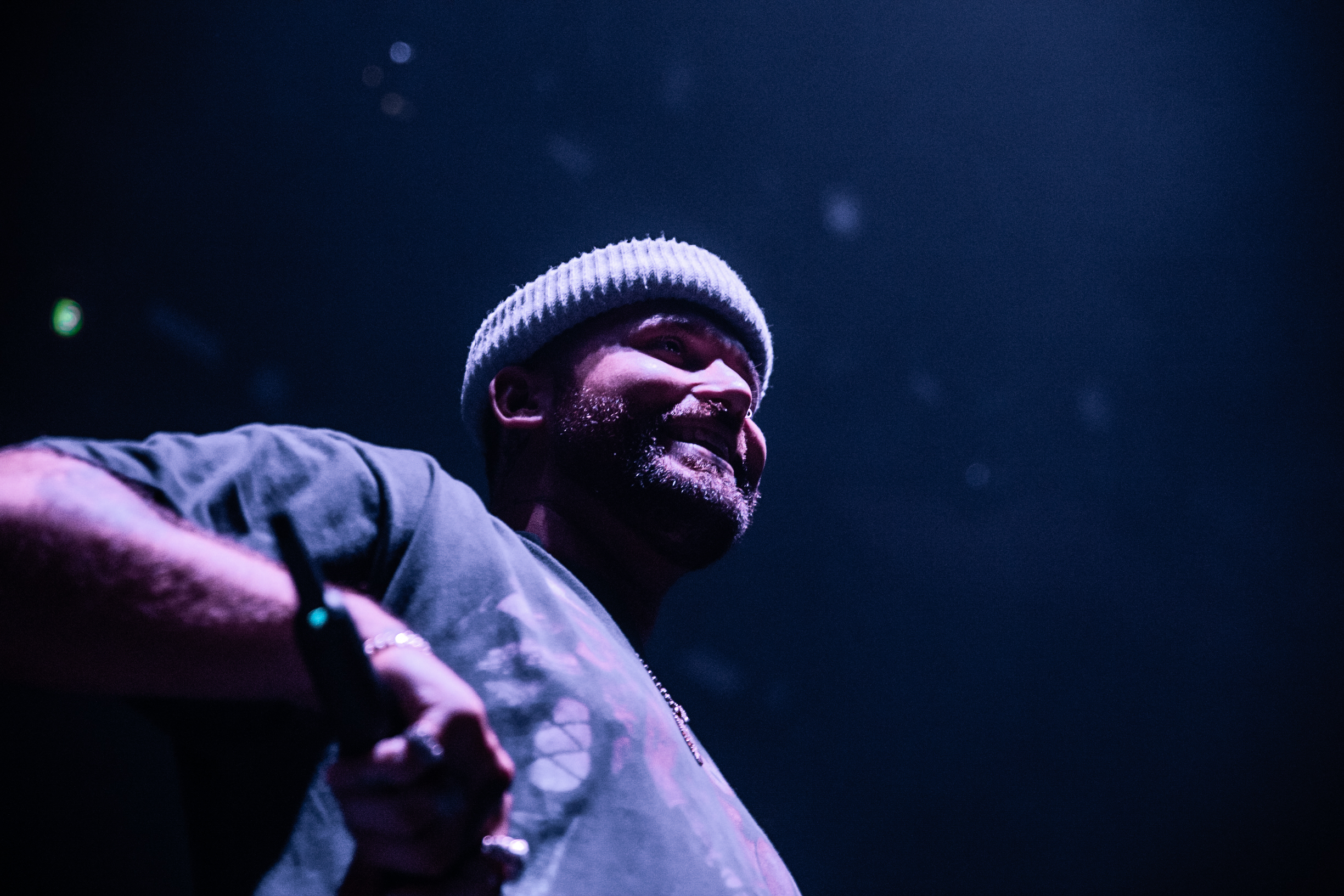 Gashi @ The Masonic 5.19.19