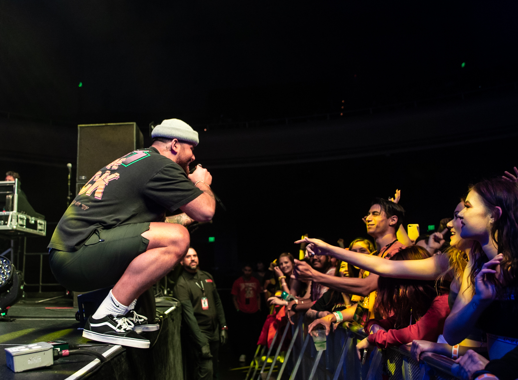 Gashi @ The Masonic: 5.19.19