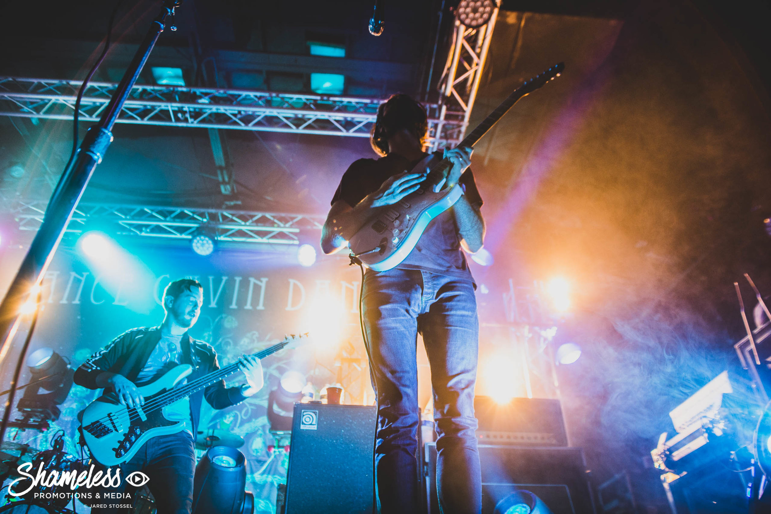 Dance Gavin Dance @ The Catalyst: May 2019