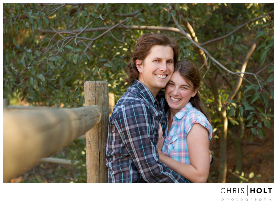 Malibu Engagement Session with Chad and Mishanna