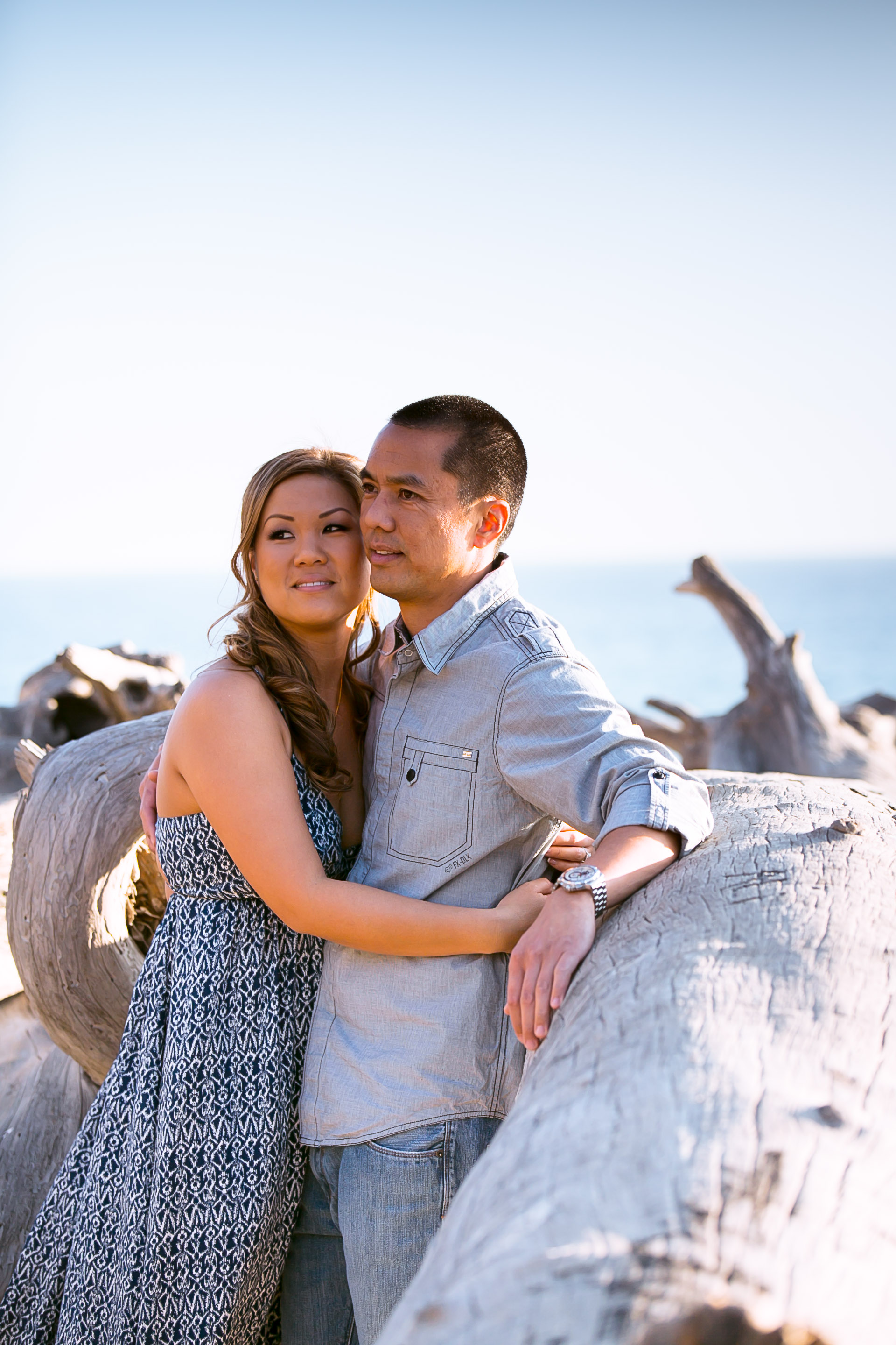 malibu, beach, engagement, love, fiance, los angeles wedding photography, chris holt photography