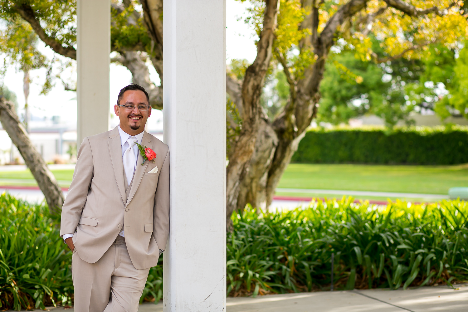 los angeles wedding, love, chris holt photography, happy, mariachi, mexican wedding, groom, groom portraits