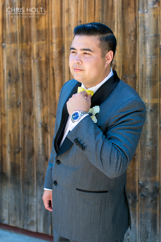 Pre Wedding Groom Details