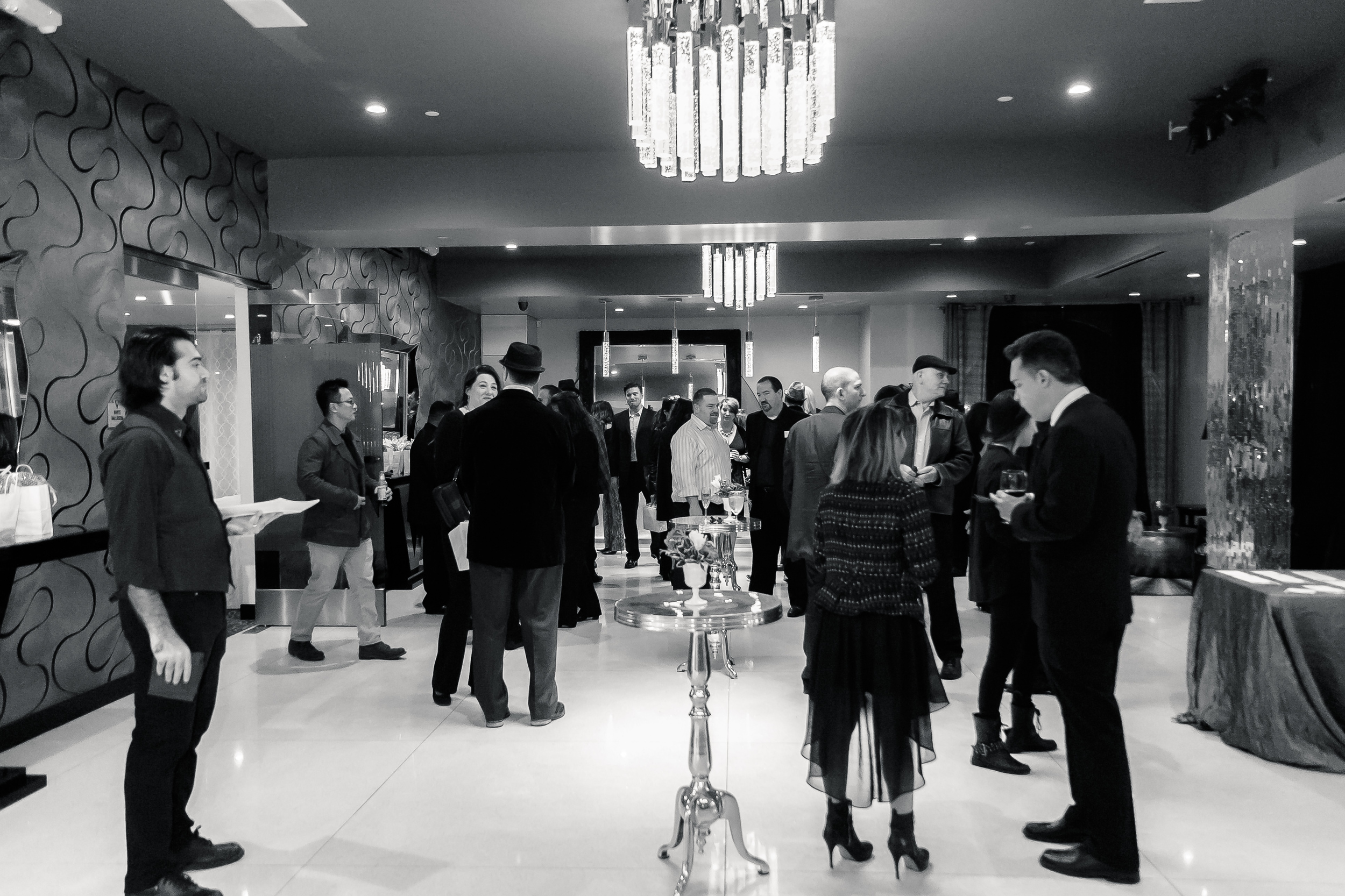 Event Planners Association - Southern California Chapter: 2014 Holiday Party at Vertigo Event Venue
