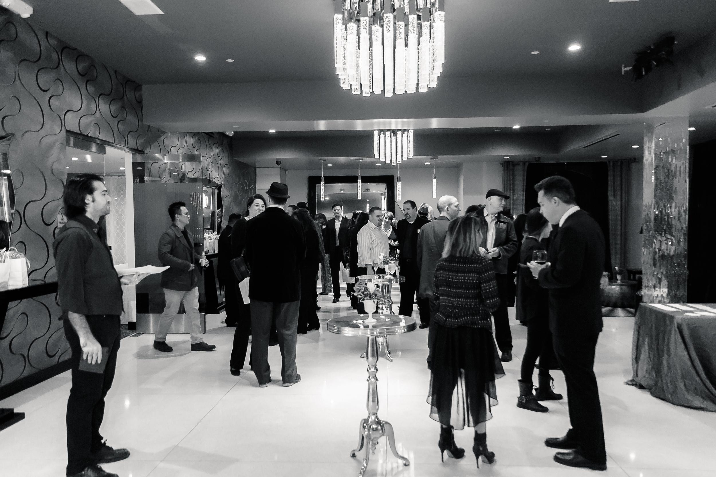 Event Planners Association - Southern California Chapter: 2014 Holiday Party at Vertigo Event Venue