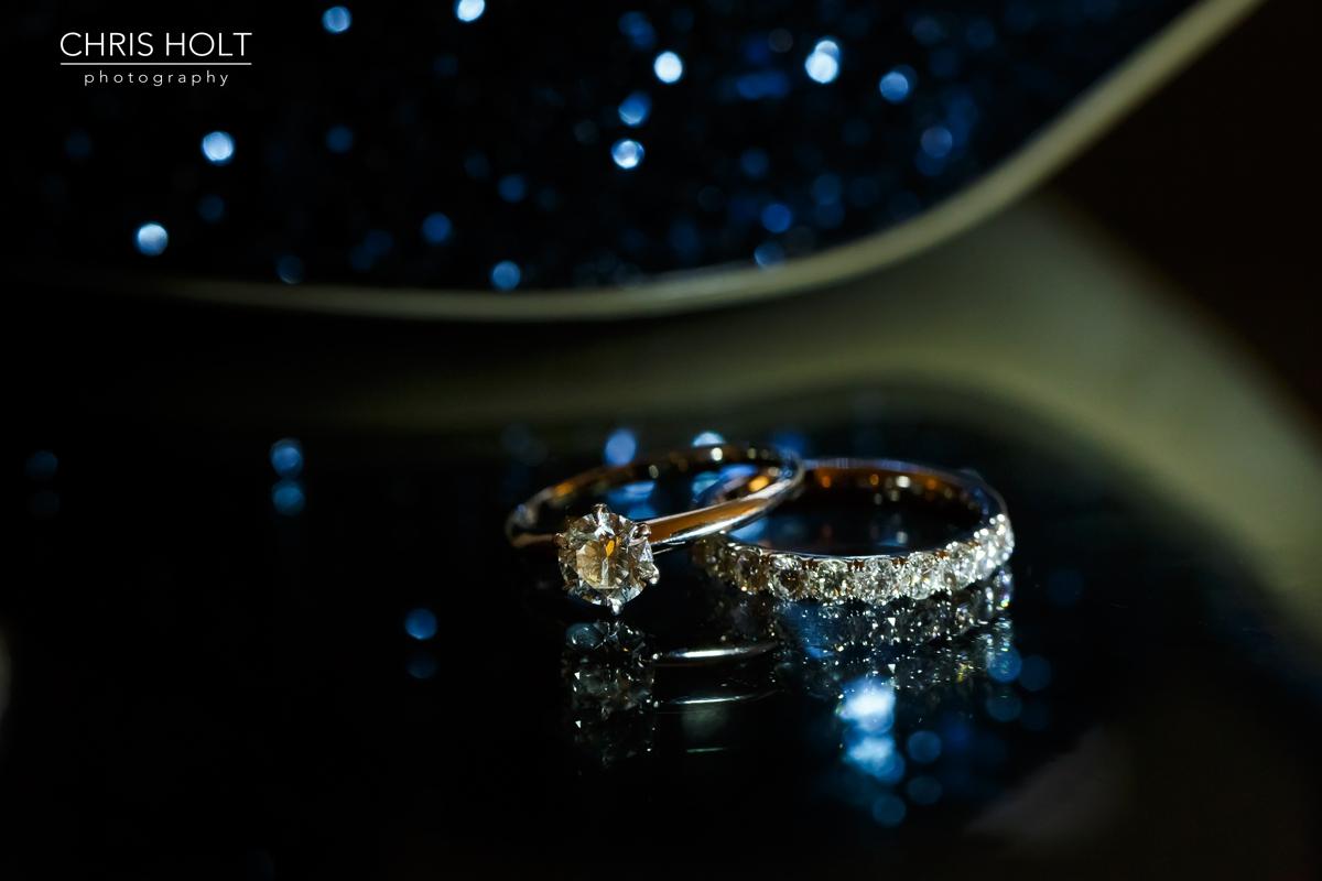professional photographer, wedding ring, details, blue, wedding dress, gown, pacific palms, golf club, wedding venue, kate spade, heels
