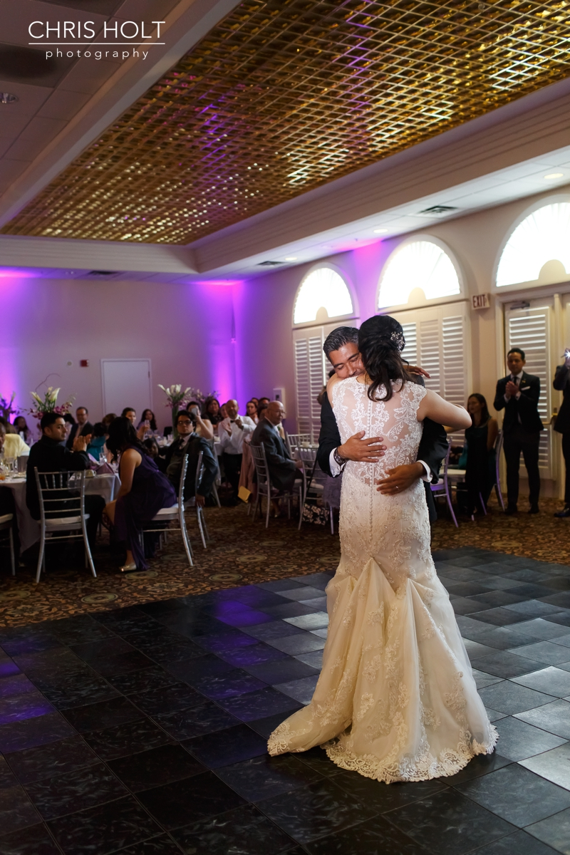 couple, first dance, wedding, california country club, whittier, wedding venue, reception, local, wedding wire, the knot