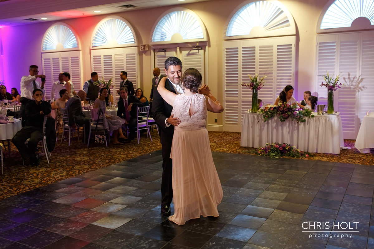mother, son, dance, wedding, california country club, whittier, wedding venue, reception, local, wedding wire, the knot