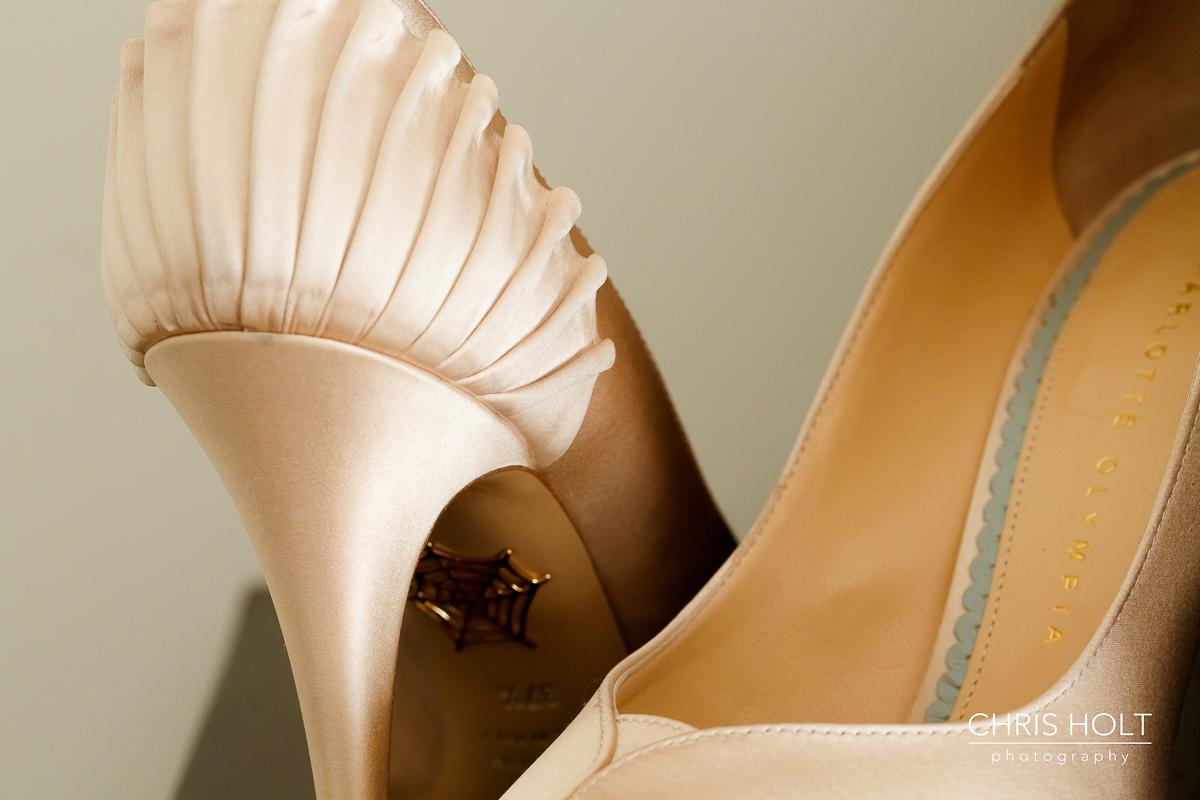 Pasadena Wedding Bridal Shoes