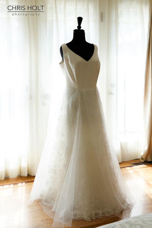 Wedding Dress on dress fom