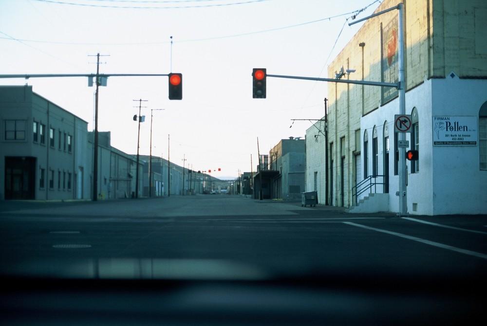 Stop (Yakima), Washington, 2012.