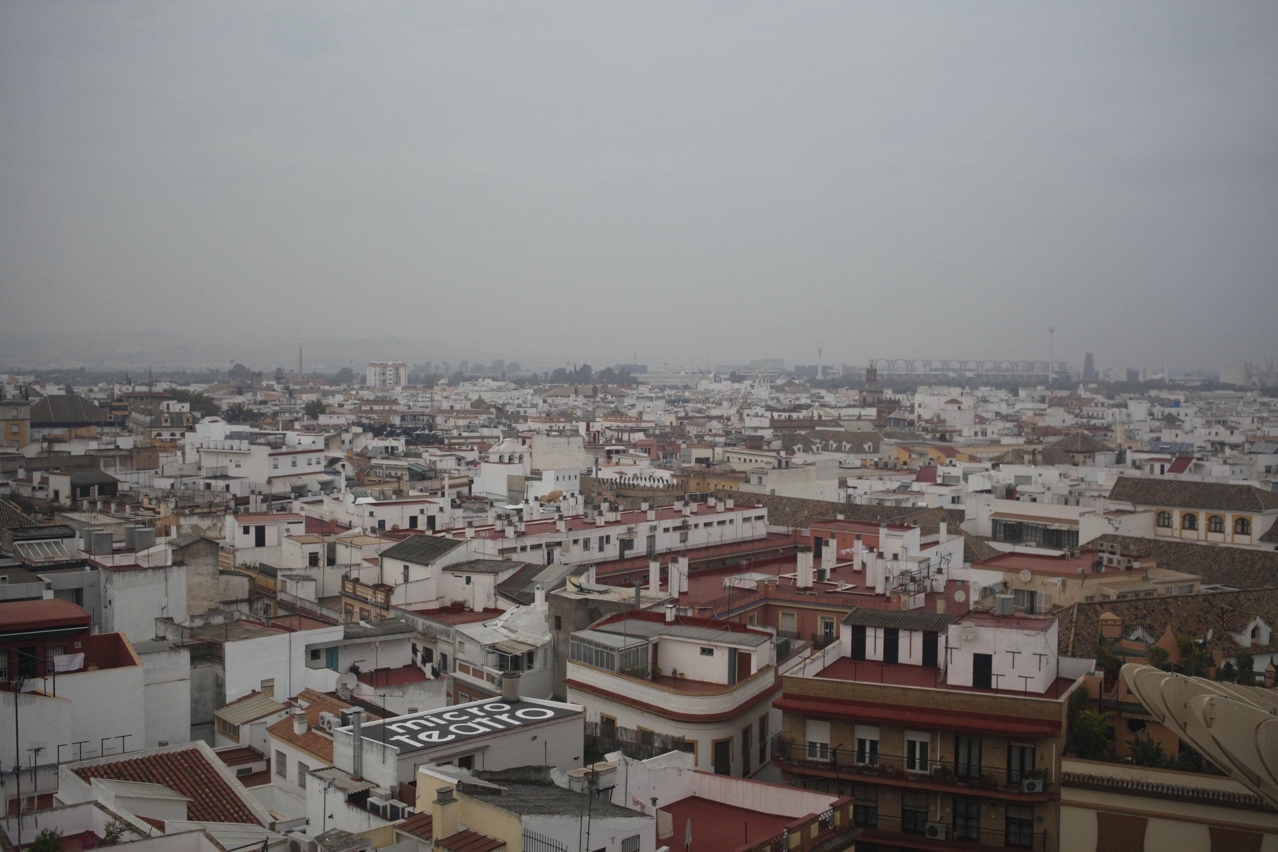 Seville, 2016