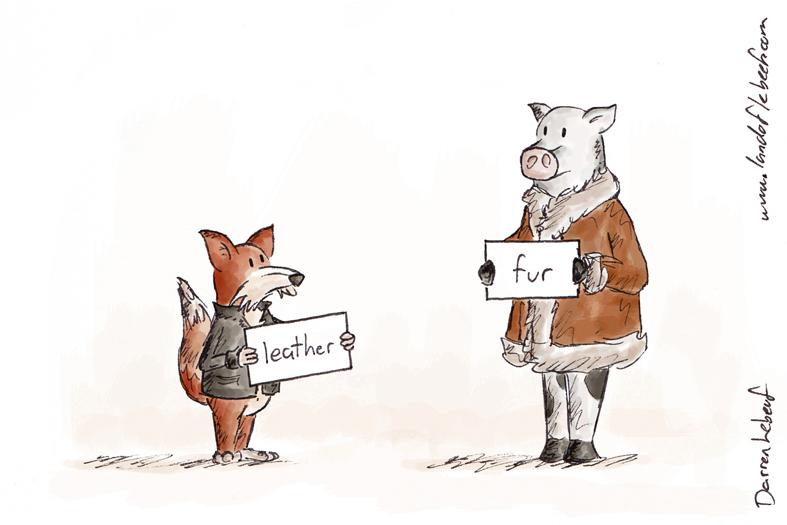 leather-fur