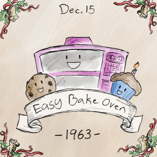 You would think that the last thing you would want your child to play with is a heated oven, however the popularity of the Easy Bake Oven speaks for itself, with over 16 million sold since it's debut in 1963, and an induction into the Toy Hall of Fame. Sure there may have been a few burns over the years, but the countless number of mini cakes, cookies, and cupcakes more than makes up for it.