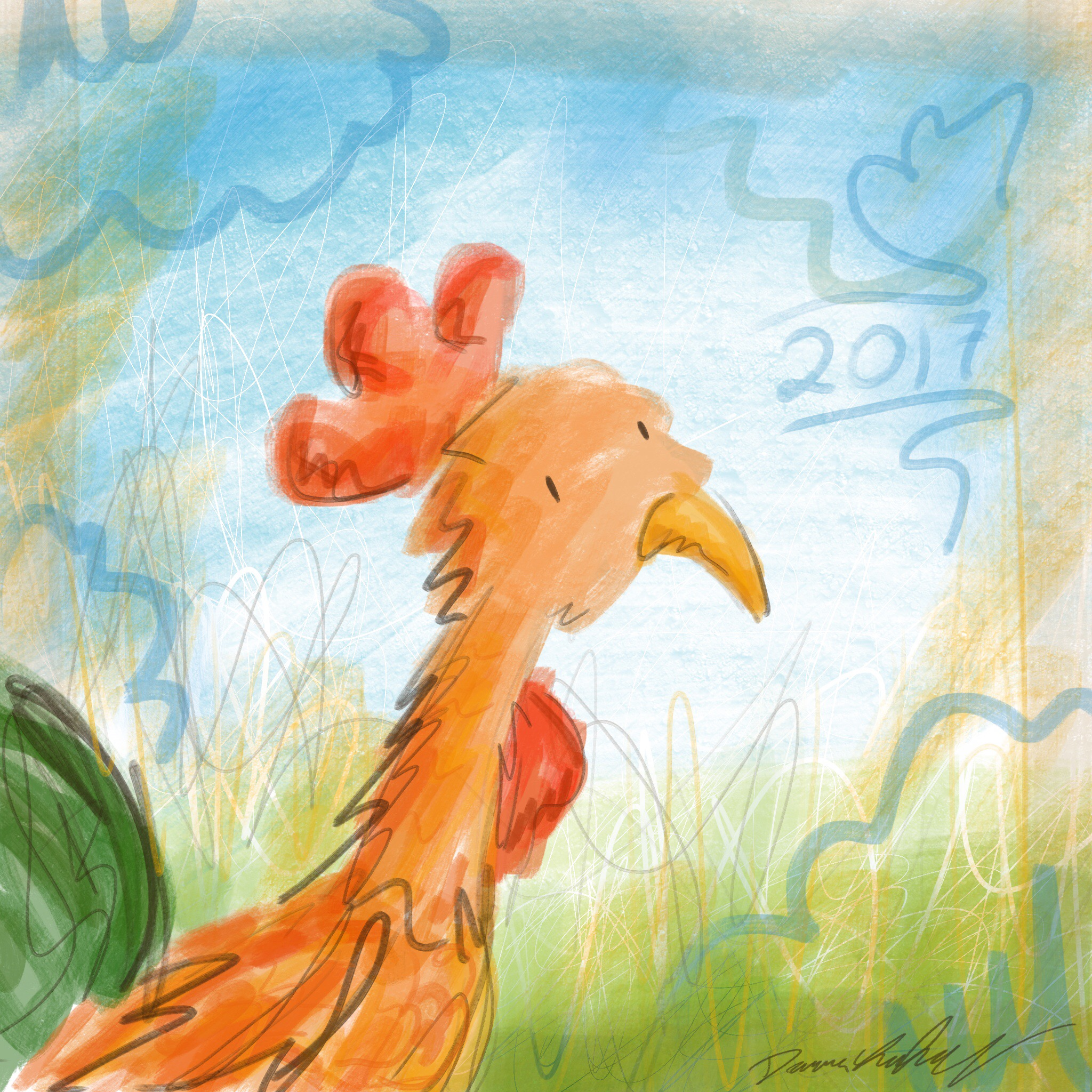 Week 2: Feathered Animal