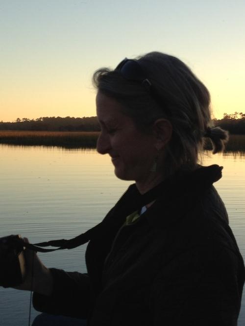 Lisa at Pawley's Island