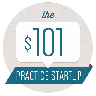The $101 Practice Startup