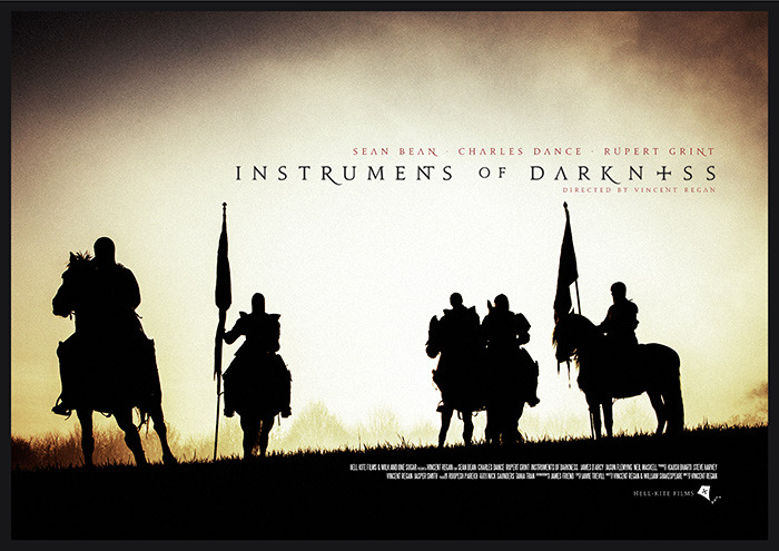 Instruments of Darkness - Poster from the Kickstarter campaign