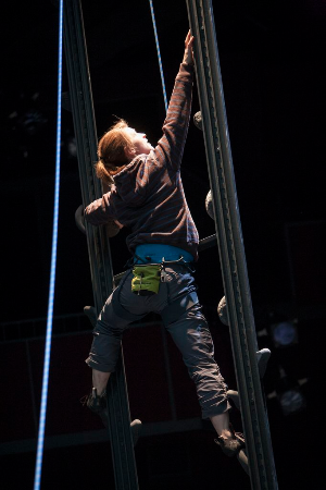Grace, or The Art of Climbing at the Denver Center for the Performing Arts
