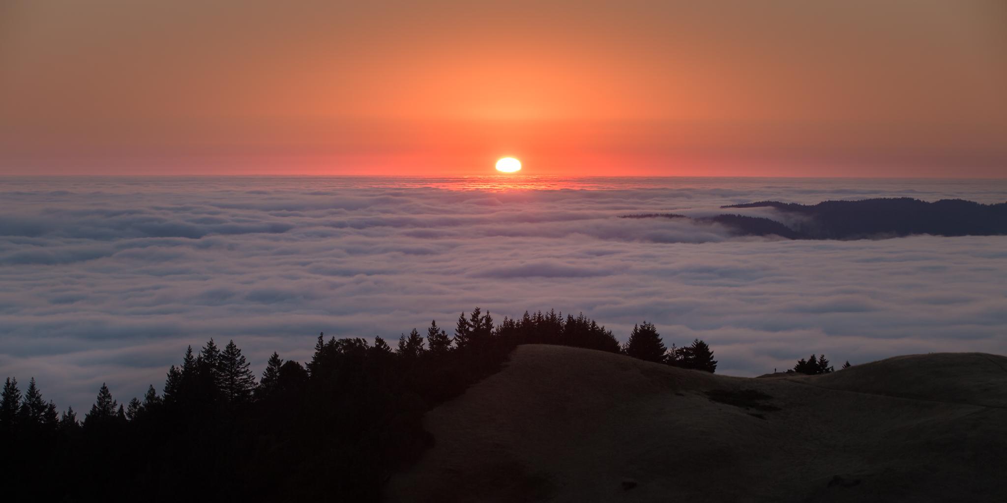 Mt. Tamalpais Sunset - 8-16-16.jpg