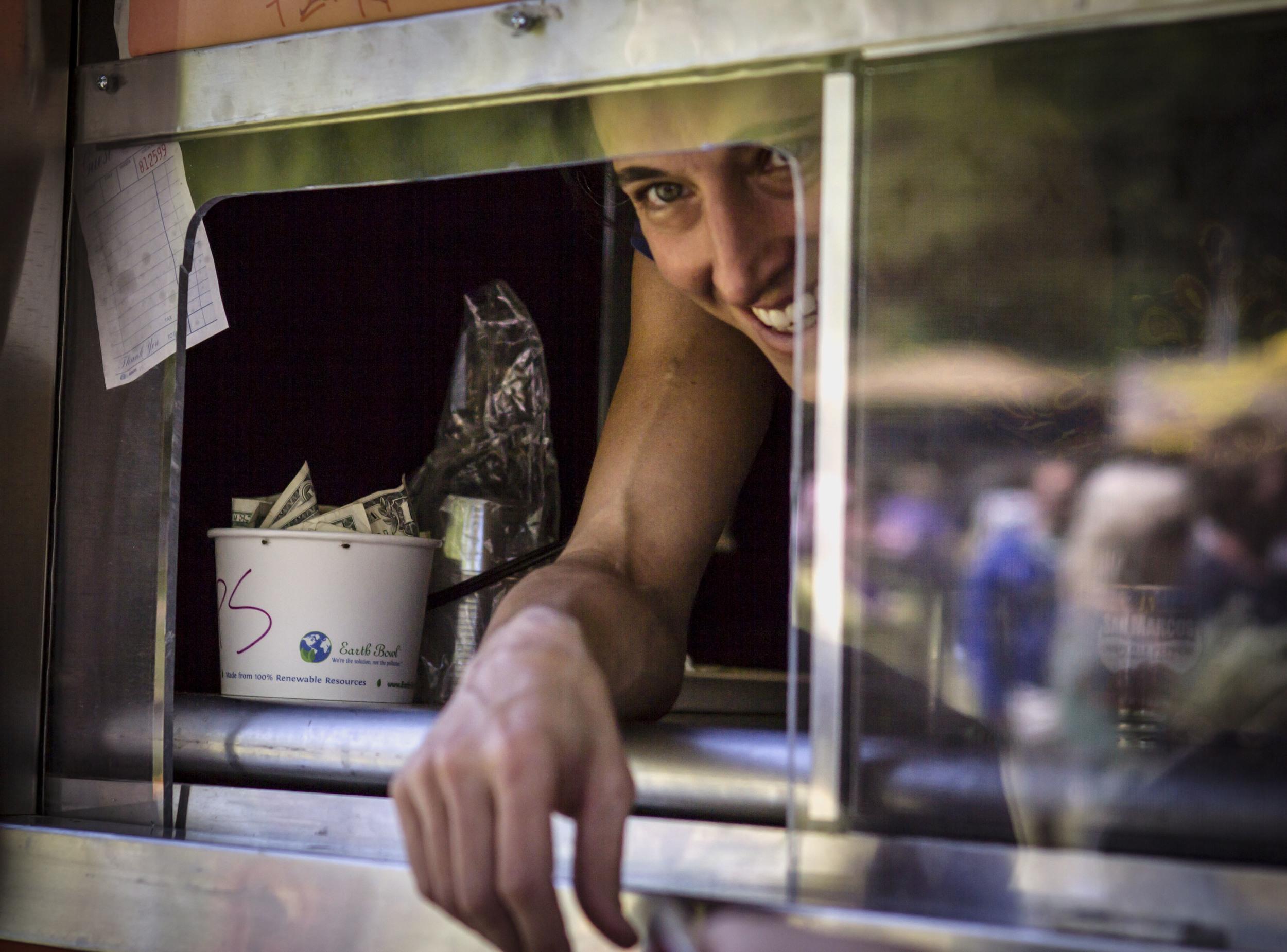 Shiitake Swerve serves up super 'shrooms.  Photo by Bryan Samuels.